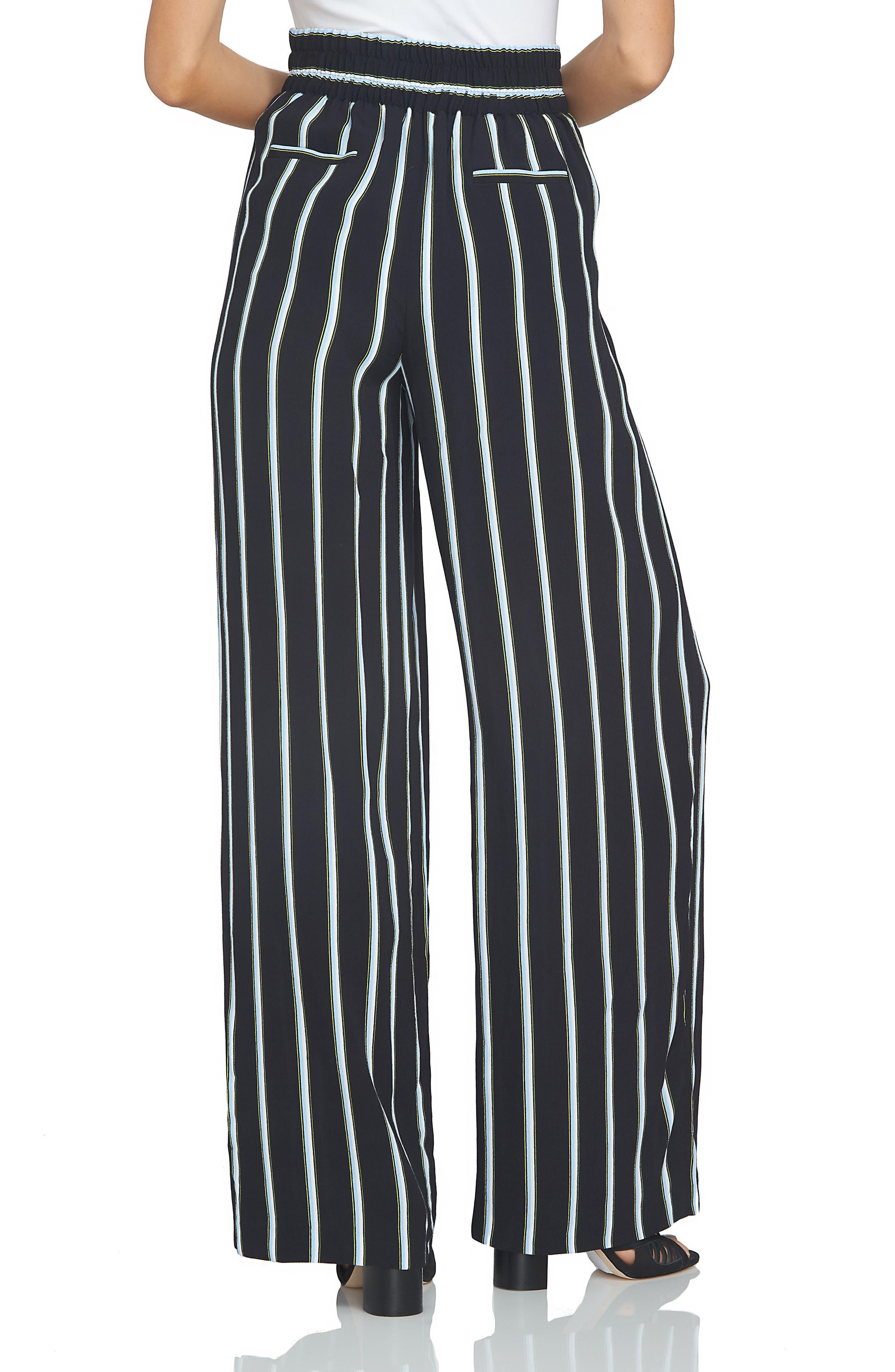 High Waist Drapey Shorts,                             Alternate thumbnail 2, color,                             001