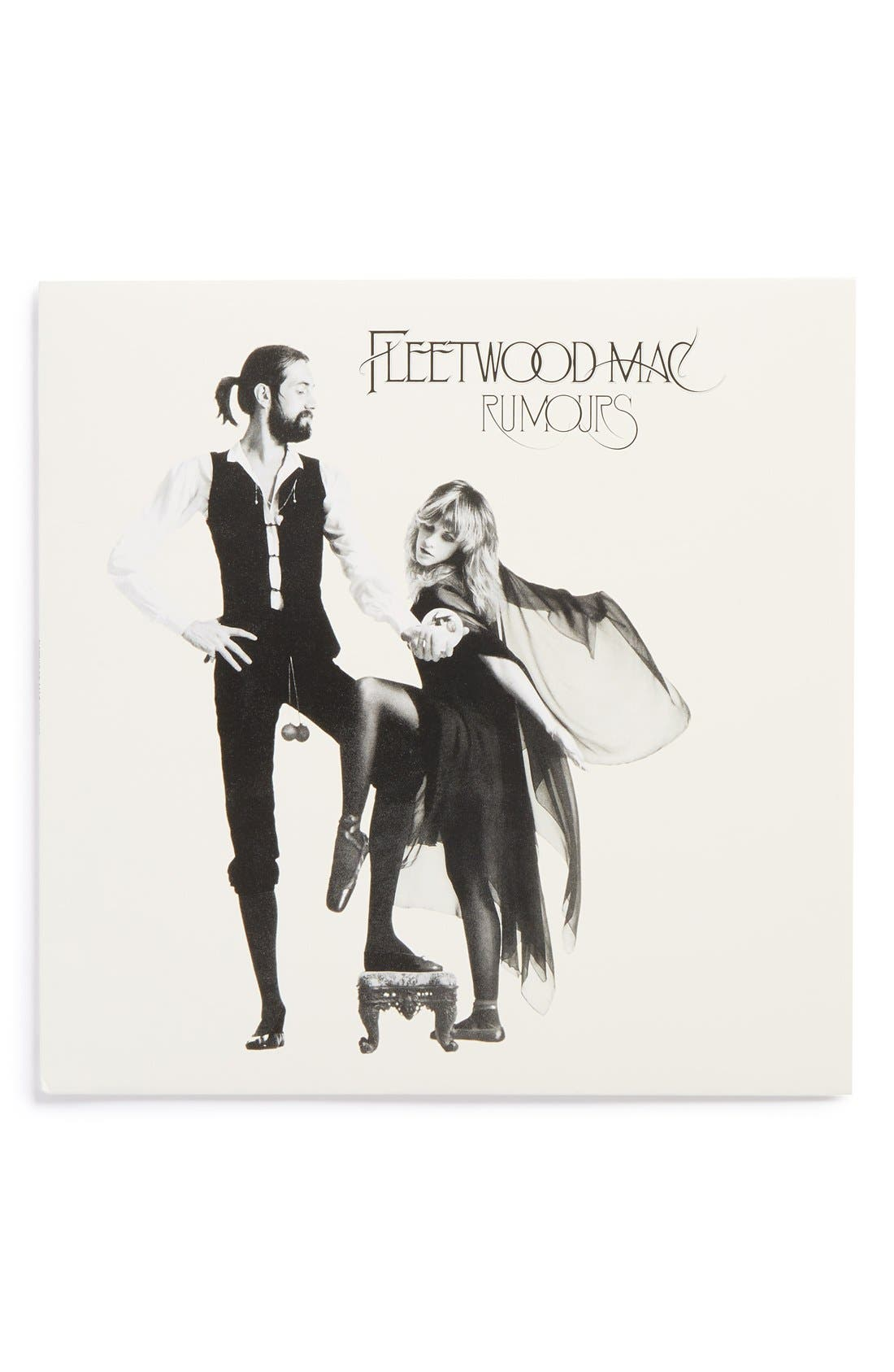 Fleetwood Mac 'Rumours' LP Vinyl Record,                         Main,                         color, 001