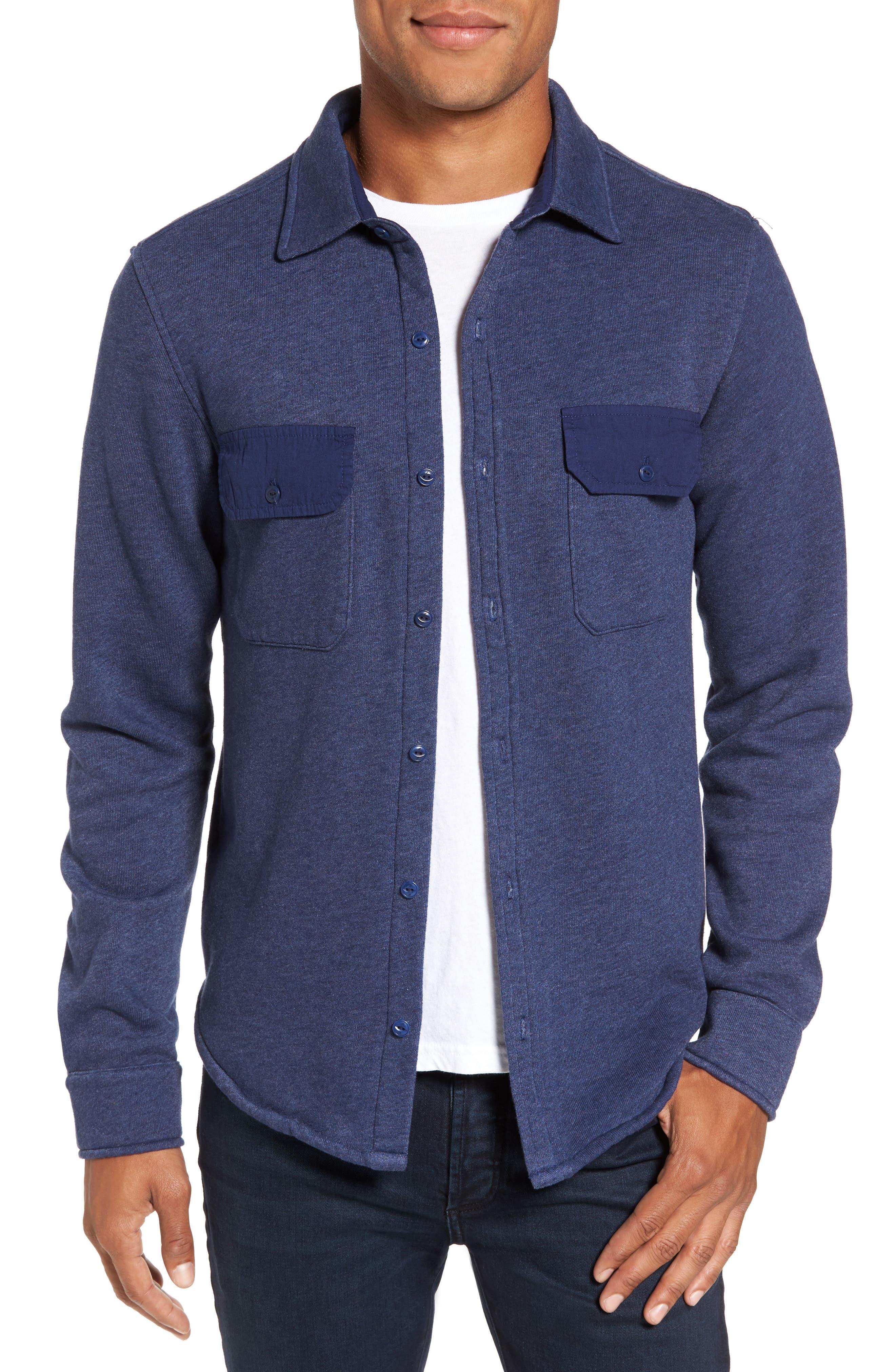 Shirt Jacket,                             Main thumbnail 3, color,