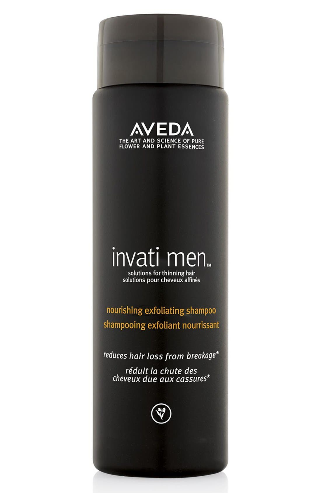 invati men<sup>™</sup> Nourishing Exfoliating Shampoo,                         Main,                         color, NO COLOR