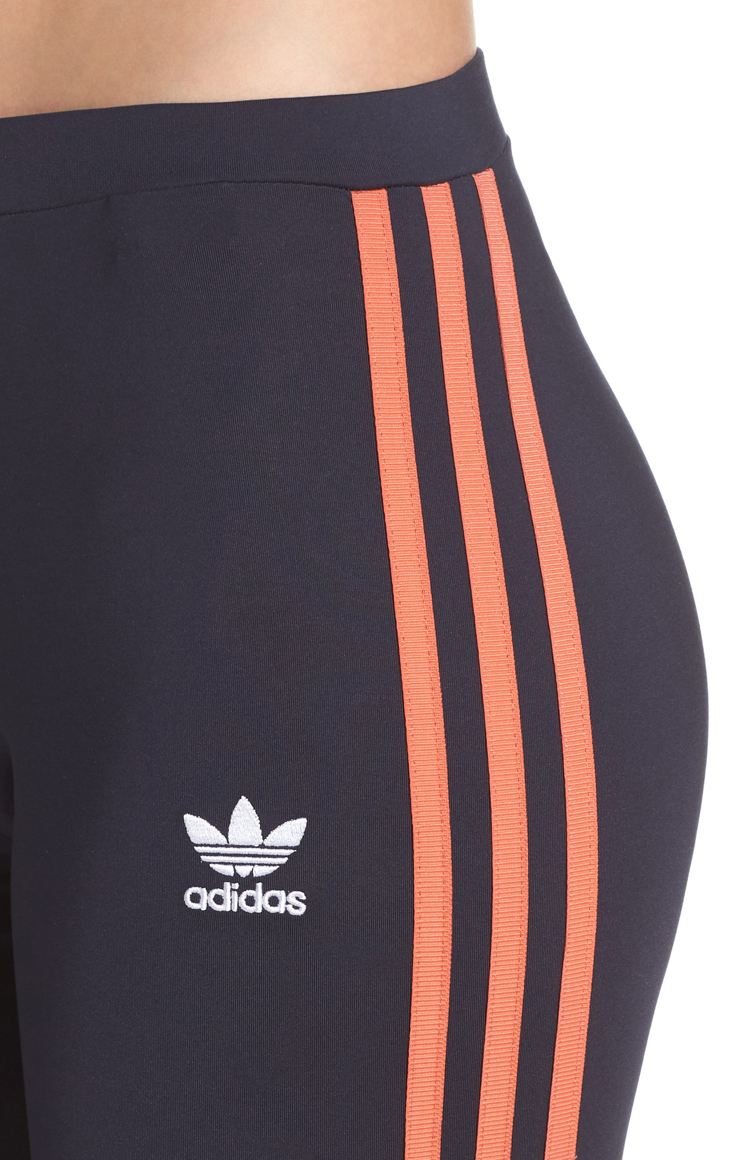 ADIDAS,                             Active Icons Tights,                             Alternate thumbnail 4, color,                             408