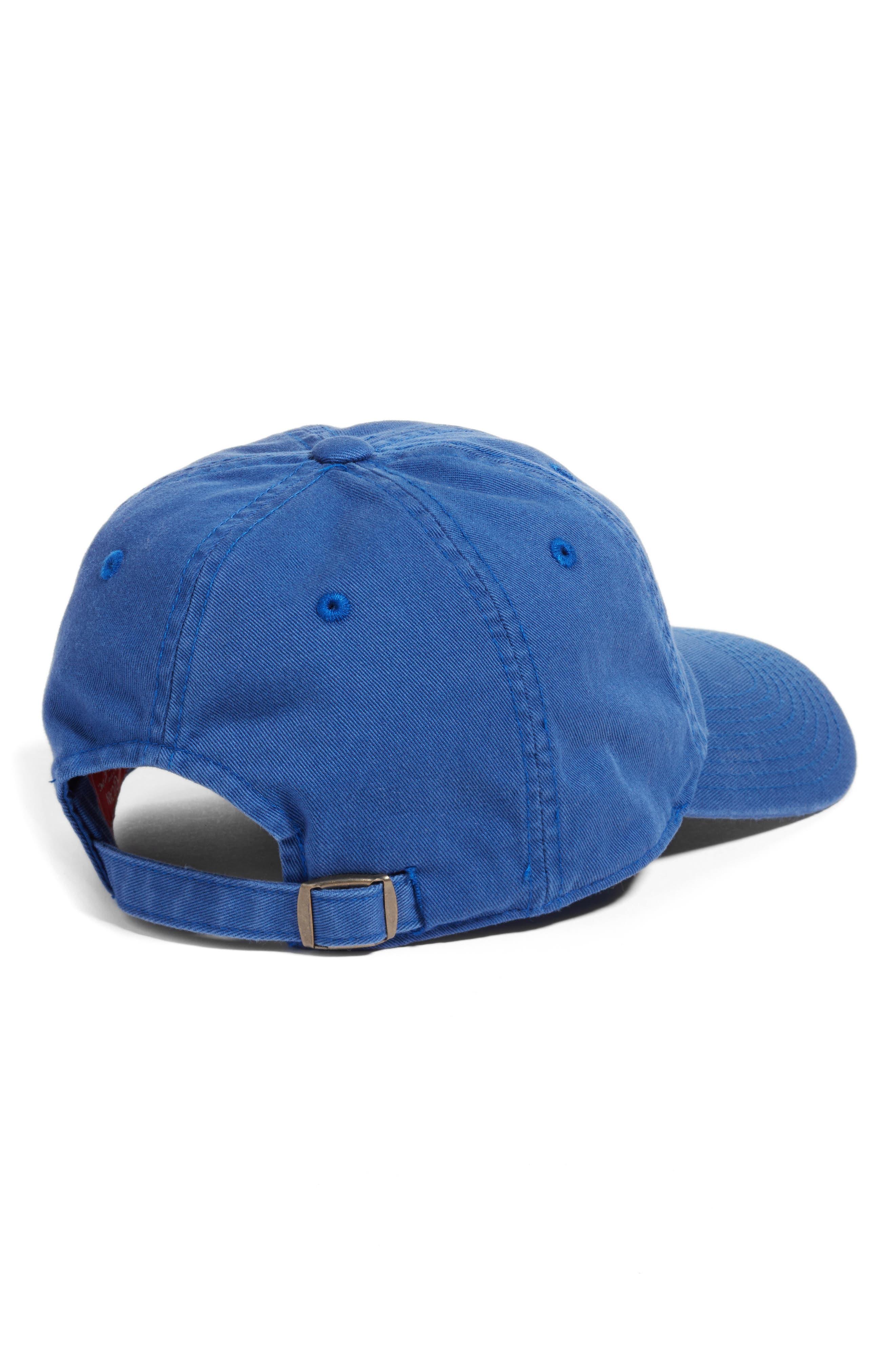 Boardshort - Chicago Baseball Cap,                             Alternate thumbnail 2, color,                             BAY BLUE