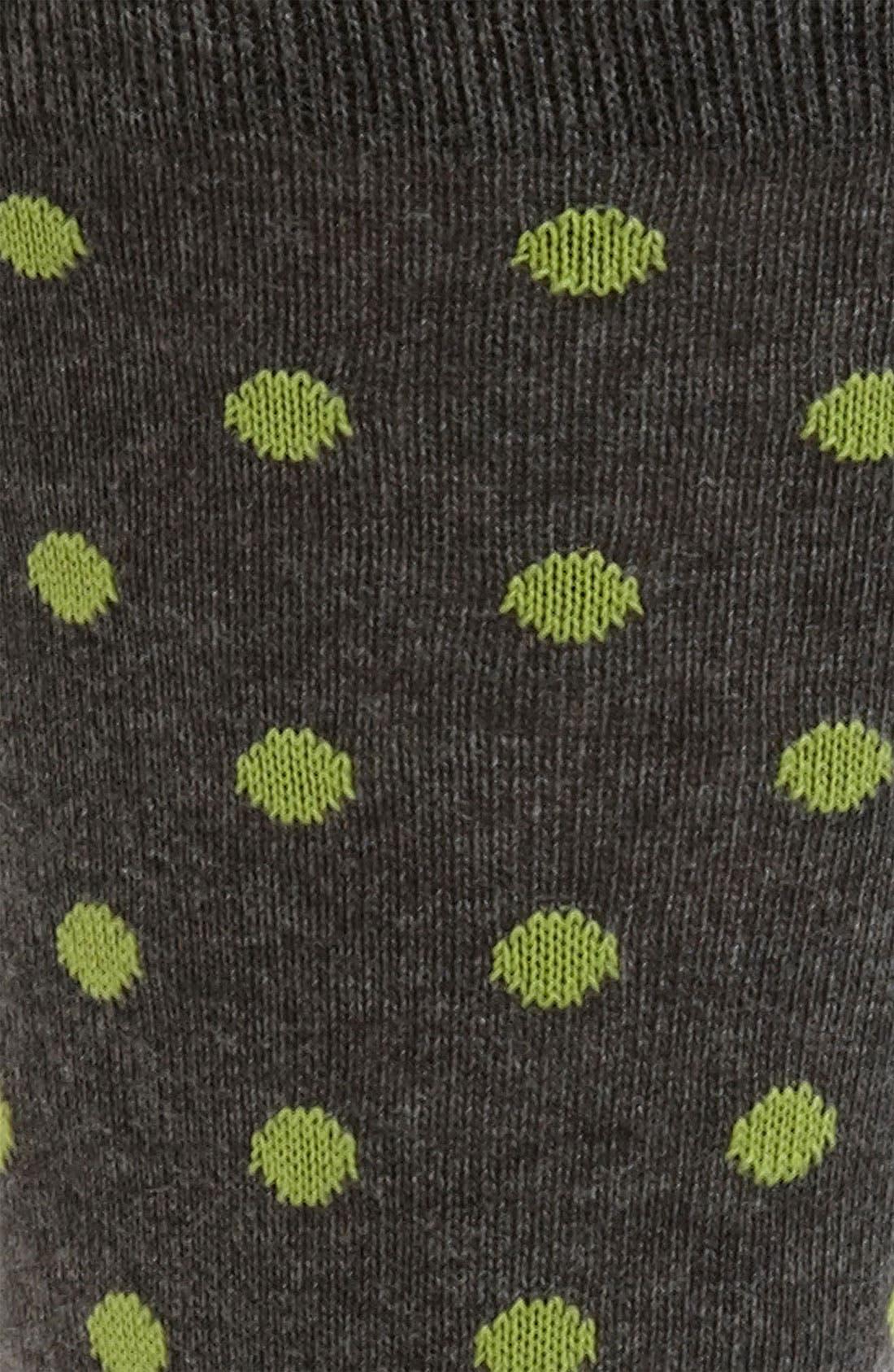Dot Socks,                             Alternate thumbnail 6, color,