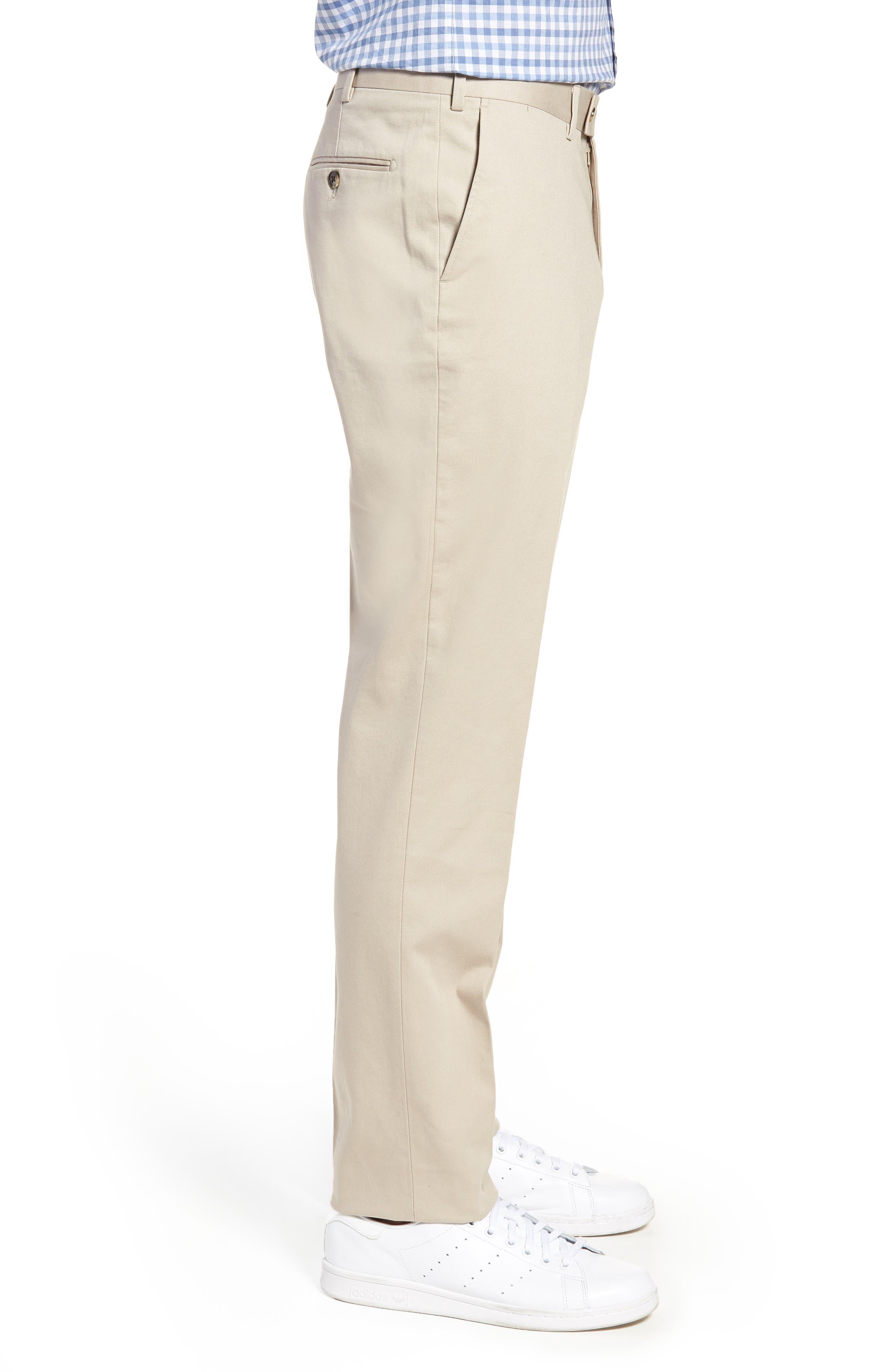 Finchley Regular Fit Pants,                             Alternate thumbnail 3, color,                             102