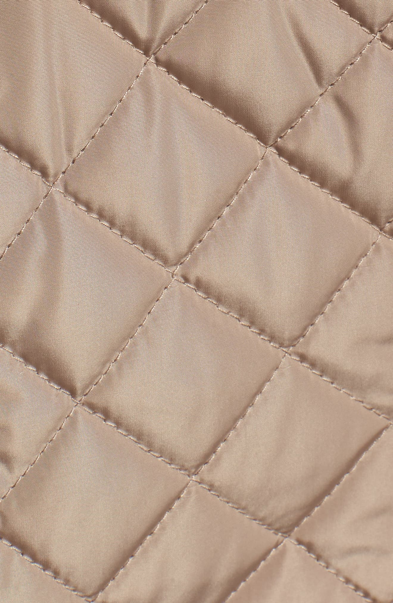Hooded Quilted Jacket,                             Alternate thumbnail 35, color,