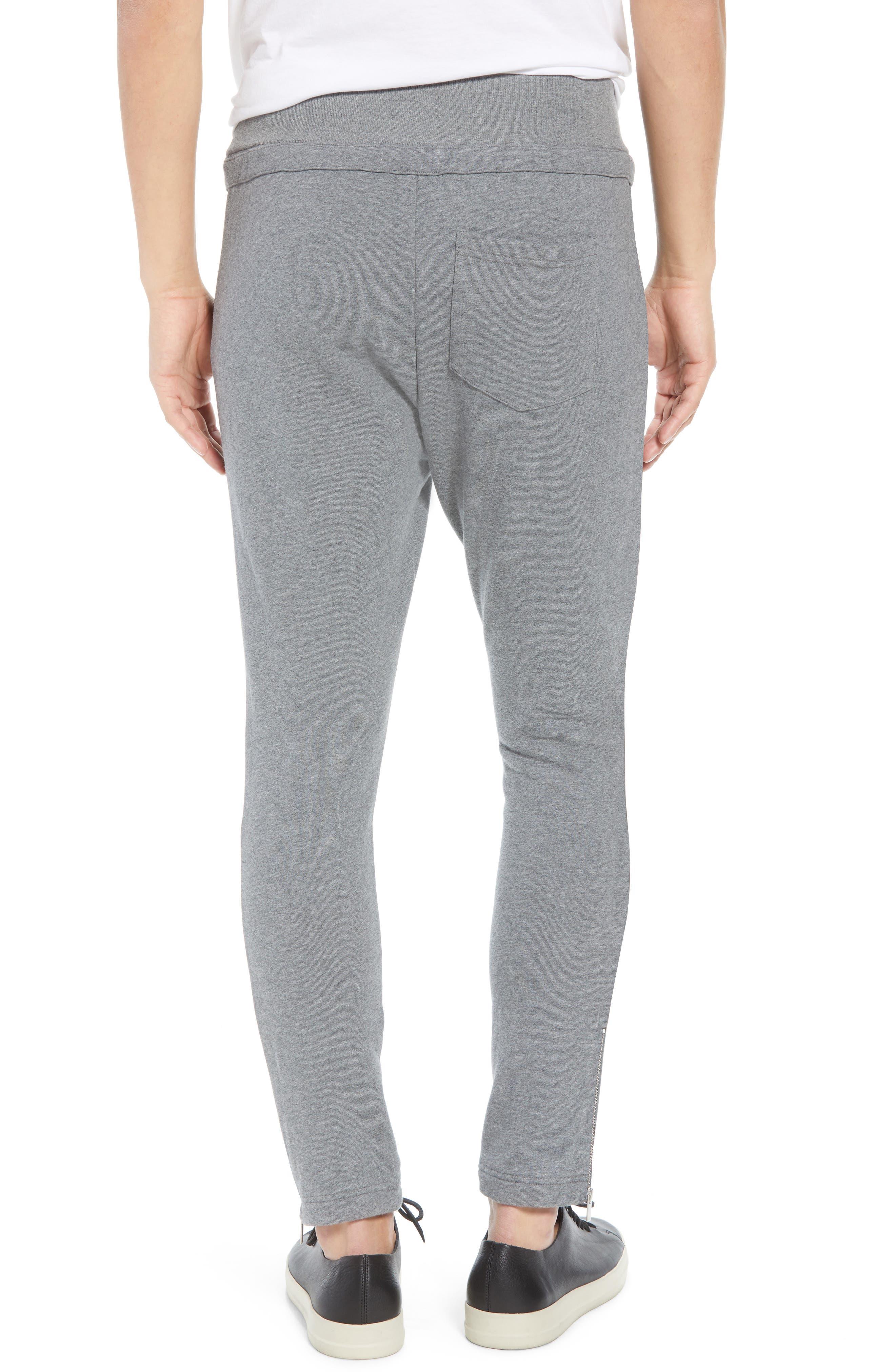 Slim Fit Jogger Pants,                             Alternate thumbnail 2, color,                             GREY