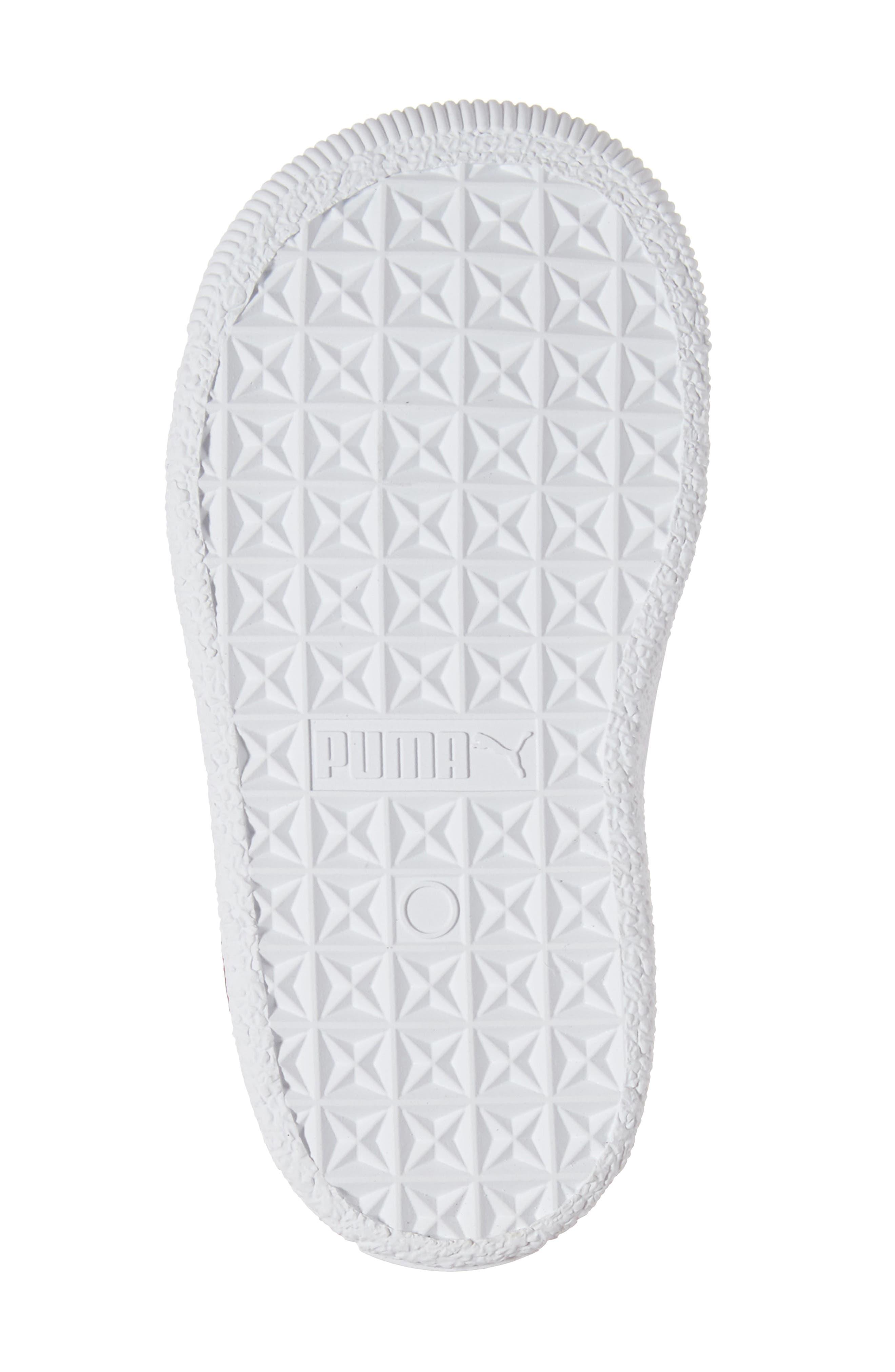 Clyde Core Foil Sneaker,                             Alternate thumbnail 36, color,