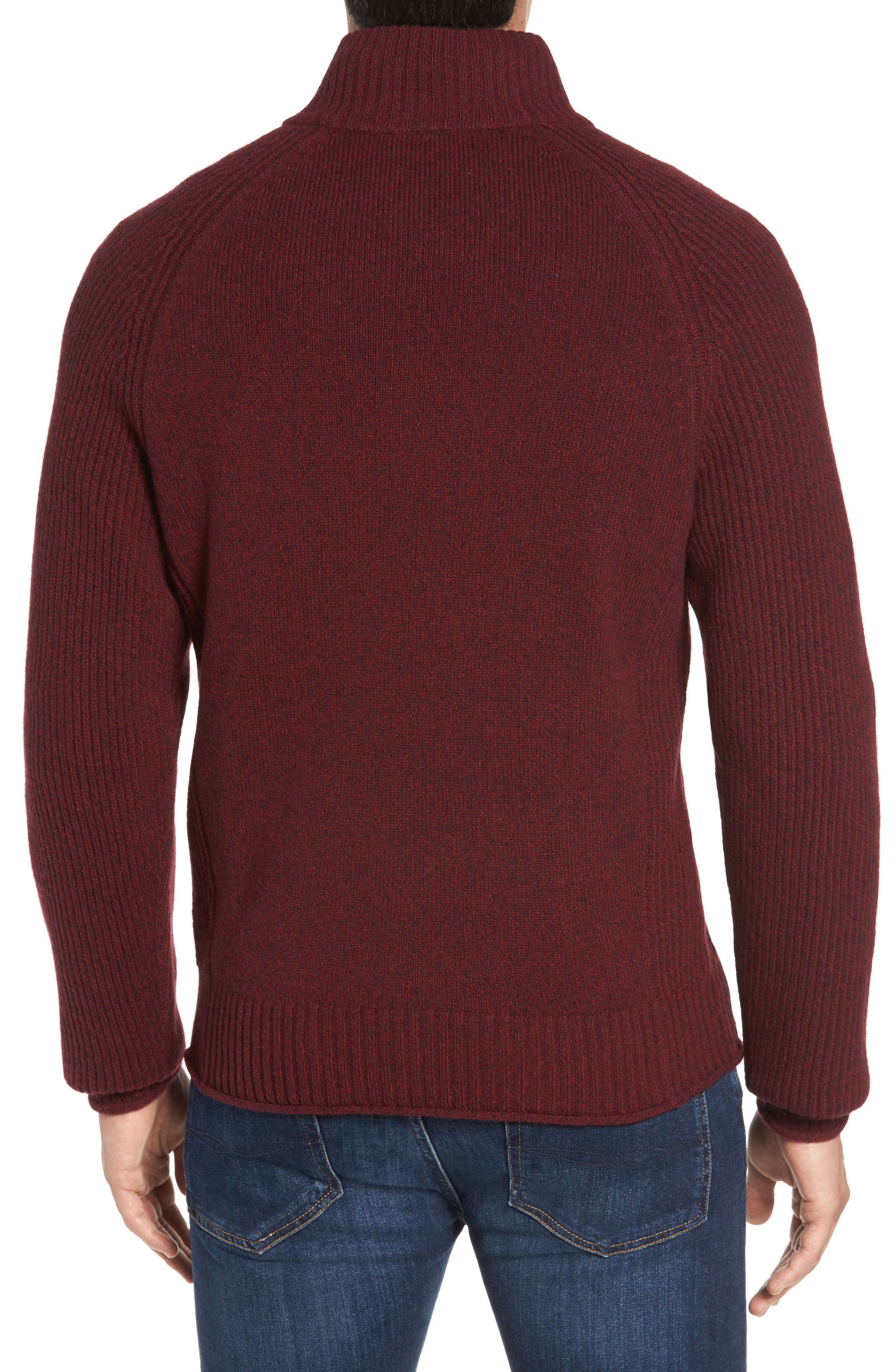 Stredwick Lambswool Sweater,                             Alternate thumbnail 8, color,