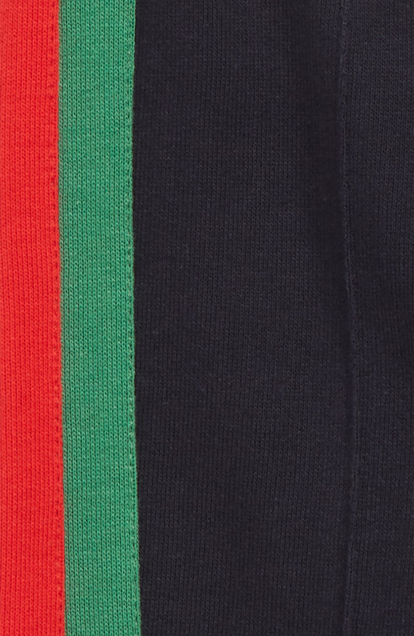 Stripe Jogger Pants,                             Alternate thumbnail 2, color,                             URBAN BLUE/ GREEN/ RED