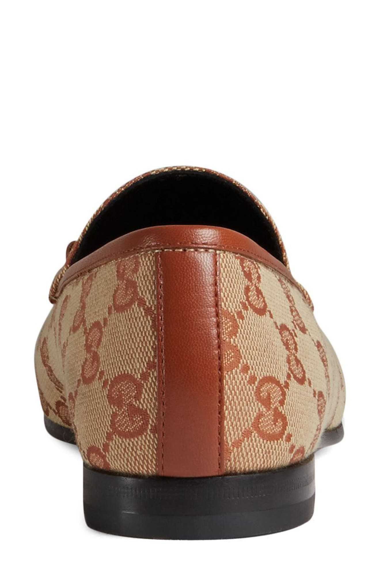 New Jordaan Loafer,                             Alternate thumbnail 6, color,                             BEIGE