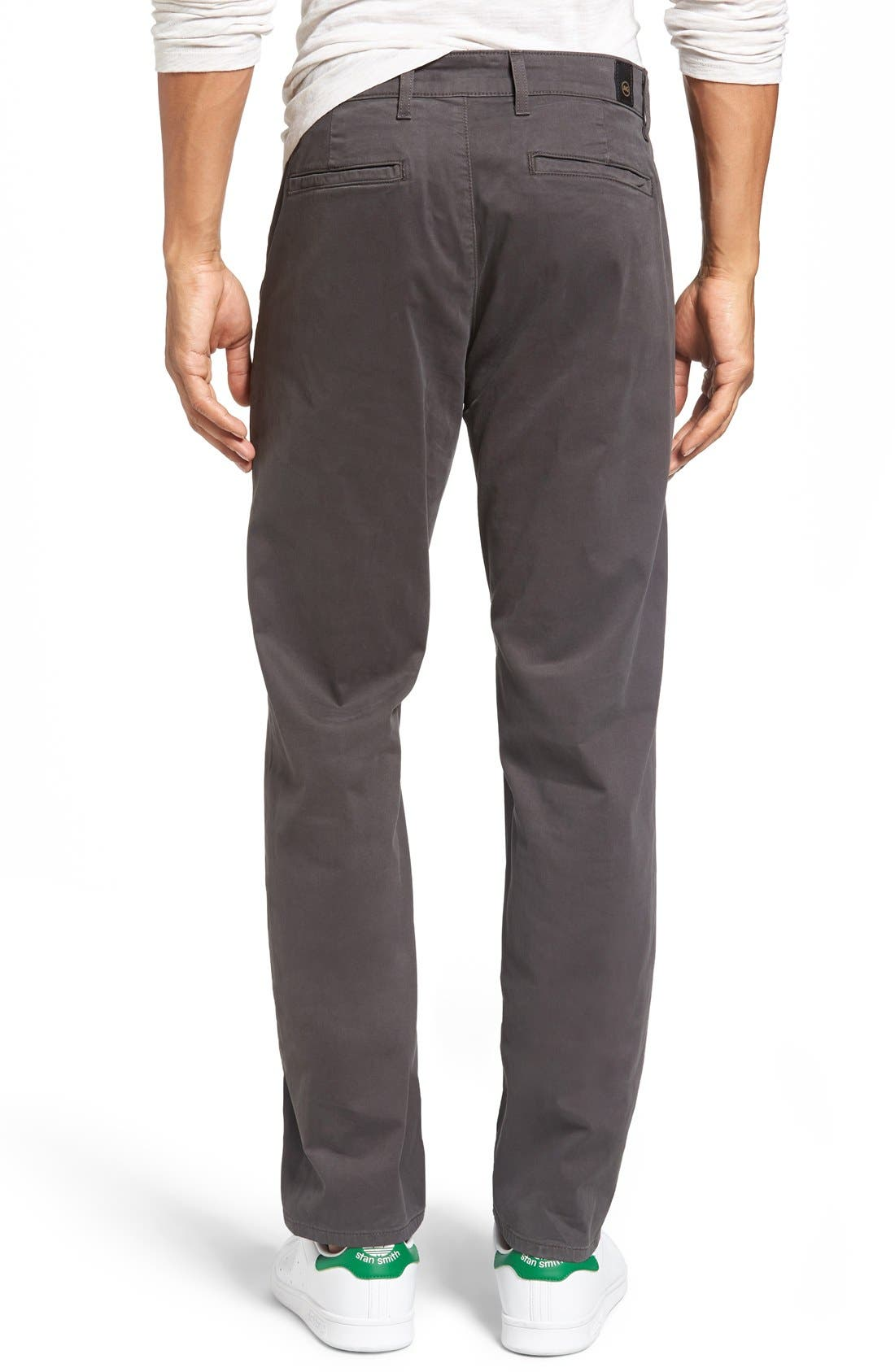 'The Lux' Tailored Straight Leg Chinos,                             Alternate thumbnail 20, color,