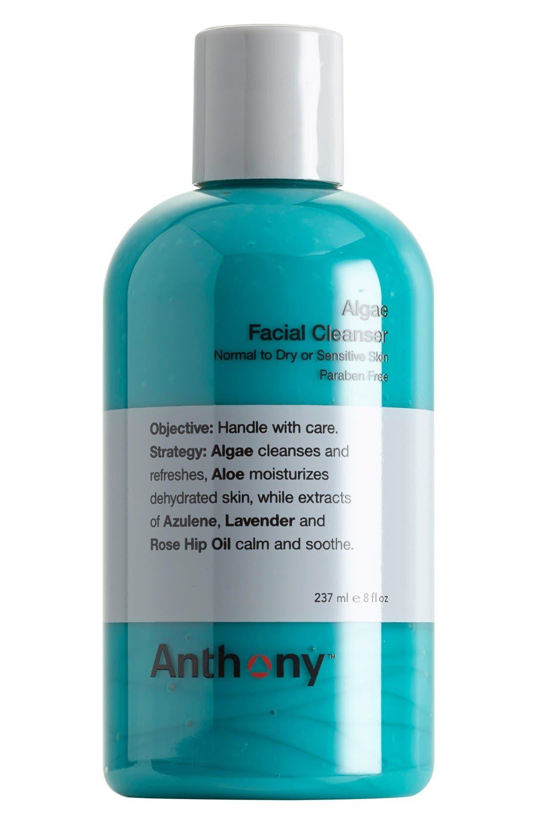 ANTHONY,                              Algae Facial Cleanser,                             Alternate thumbnail 2, color,                             NO COLOR