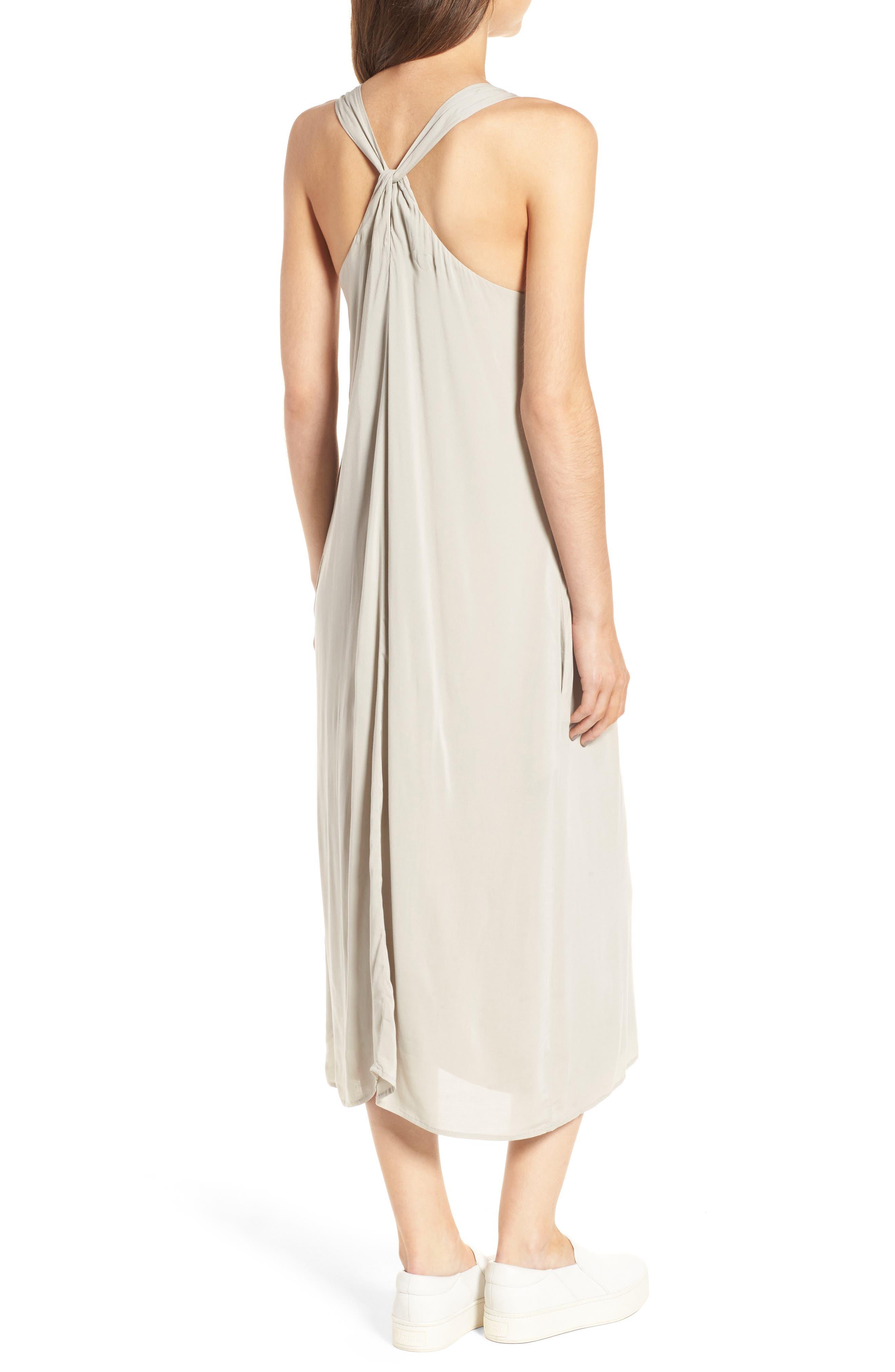 Twist Back Dress,                             Alternate thumbnail 2, color,                             024