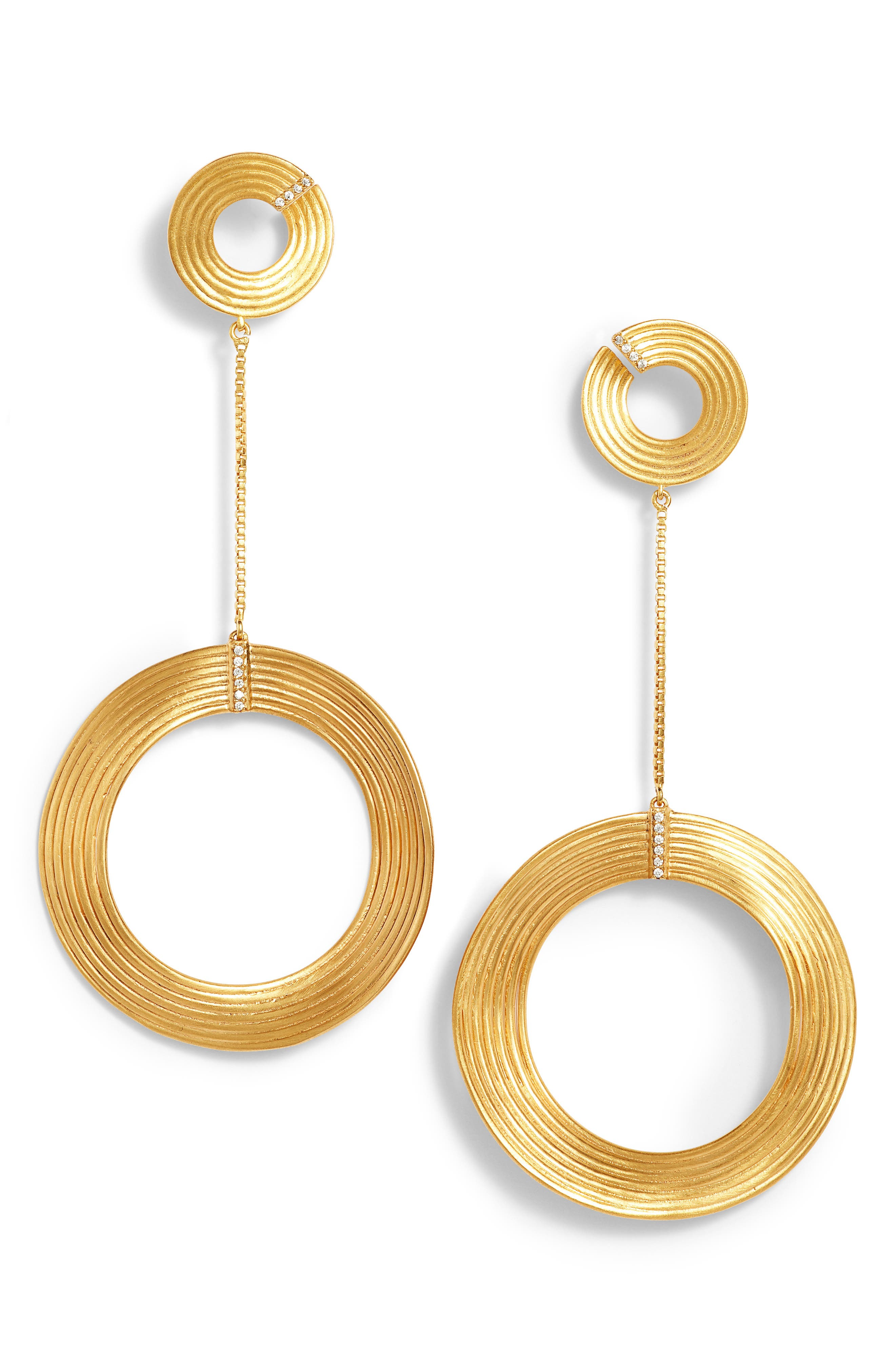 Zaha Drop Earrings,                             Main thumbnail 1, color,                             710