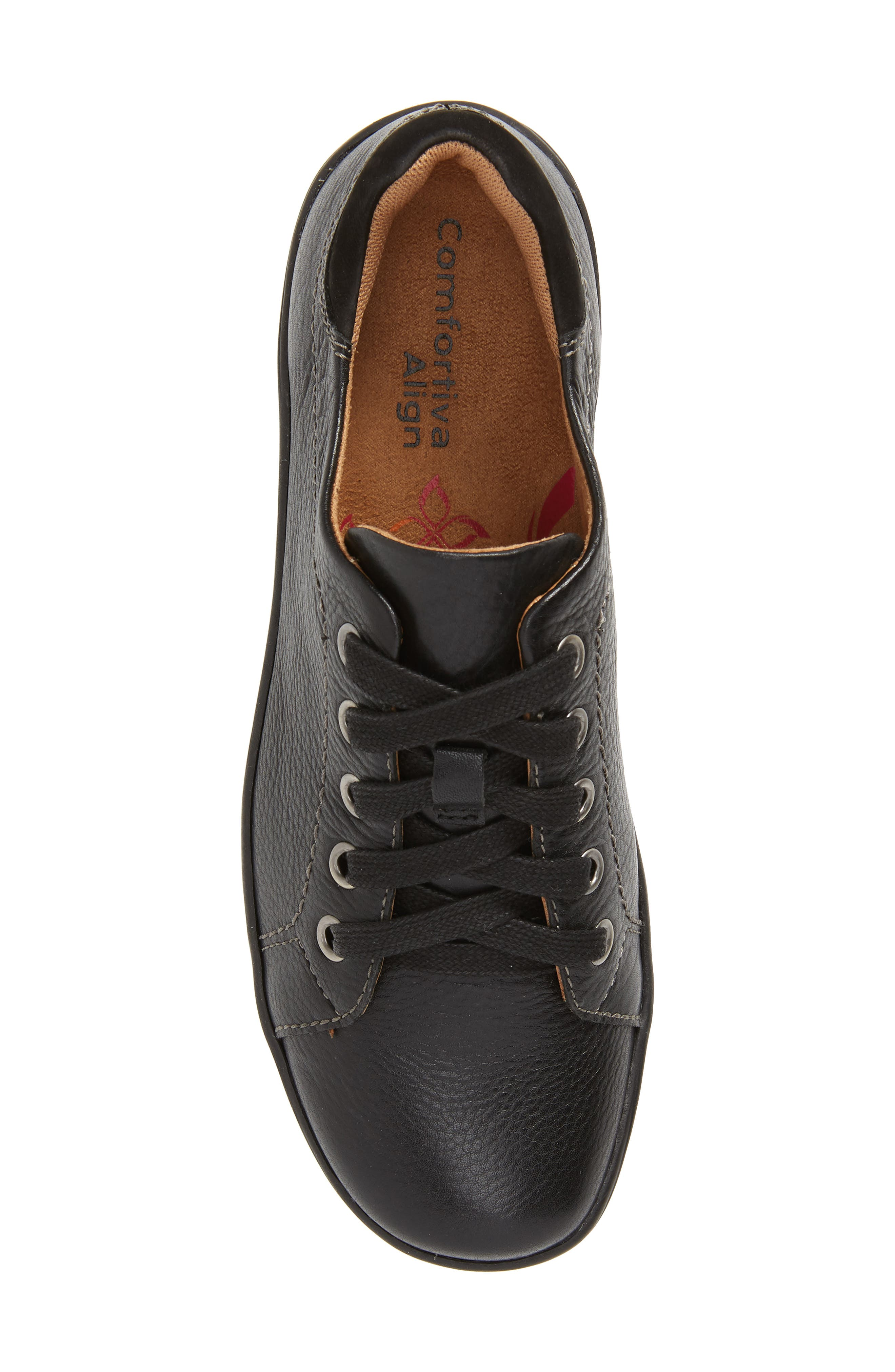 Reston Sneaker,                             Alternate thumbnail 5, color,                             BLACK