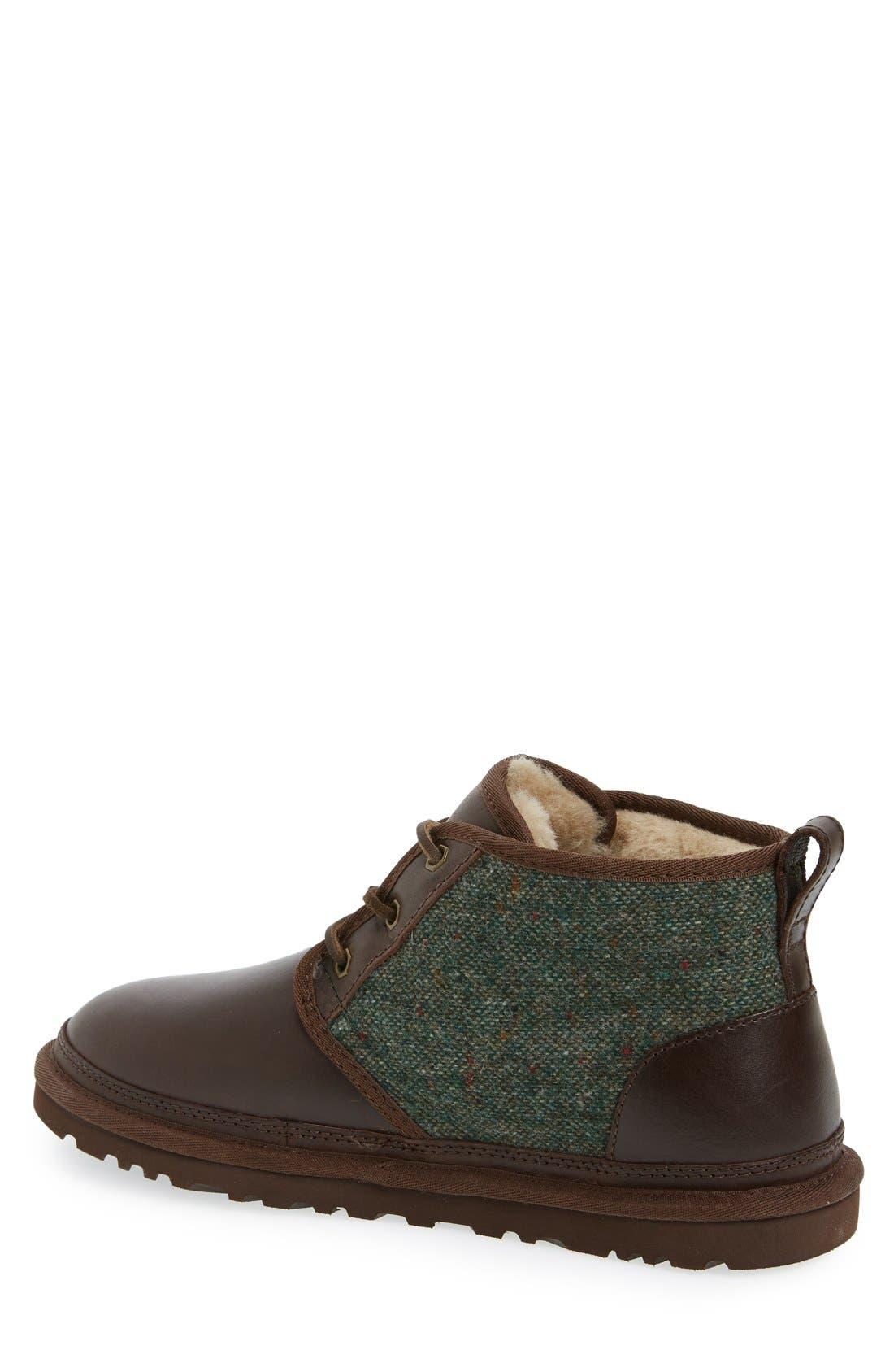 Neumel Wool & Leather Chukka Boot,                             Alternate thumbnail 2, color,                             207