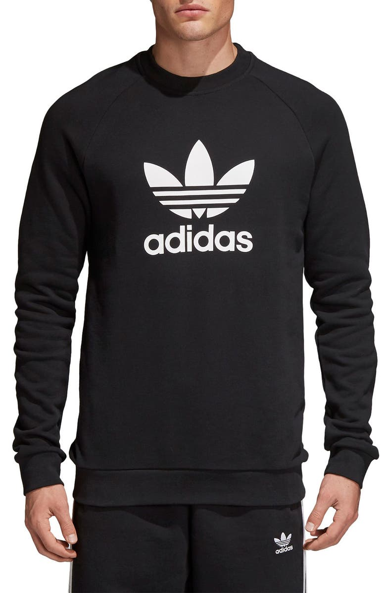 fa3f7c4d55702 adidas Originals Trefoil Sweatshirt