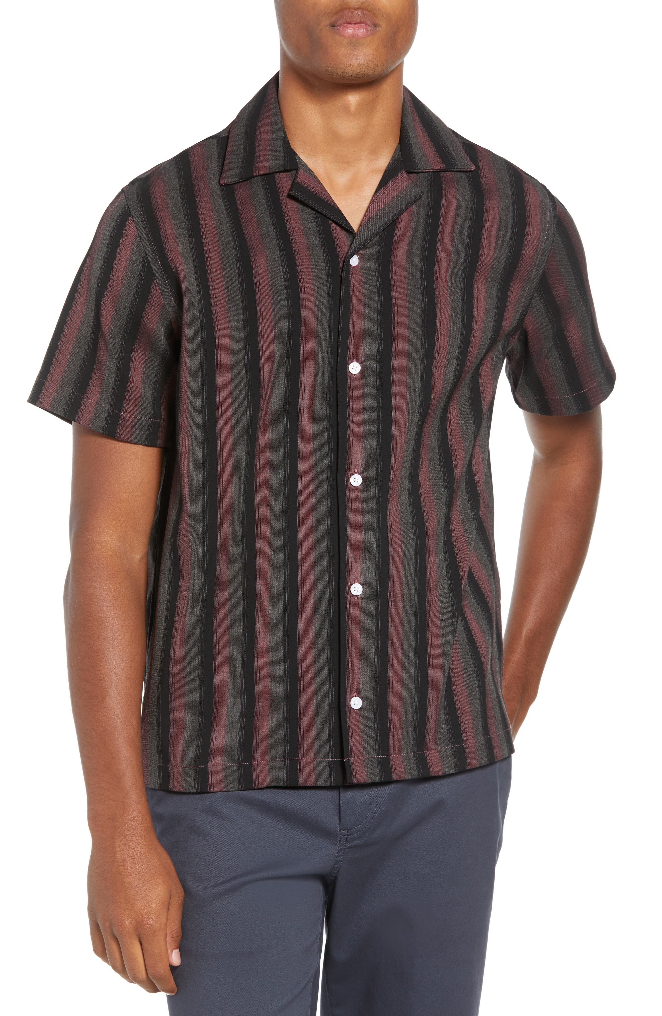 Canty Frequency Camp Shirt,                         Main,                         color, 650