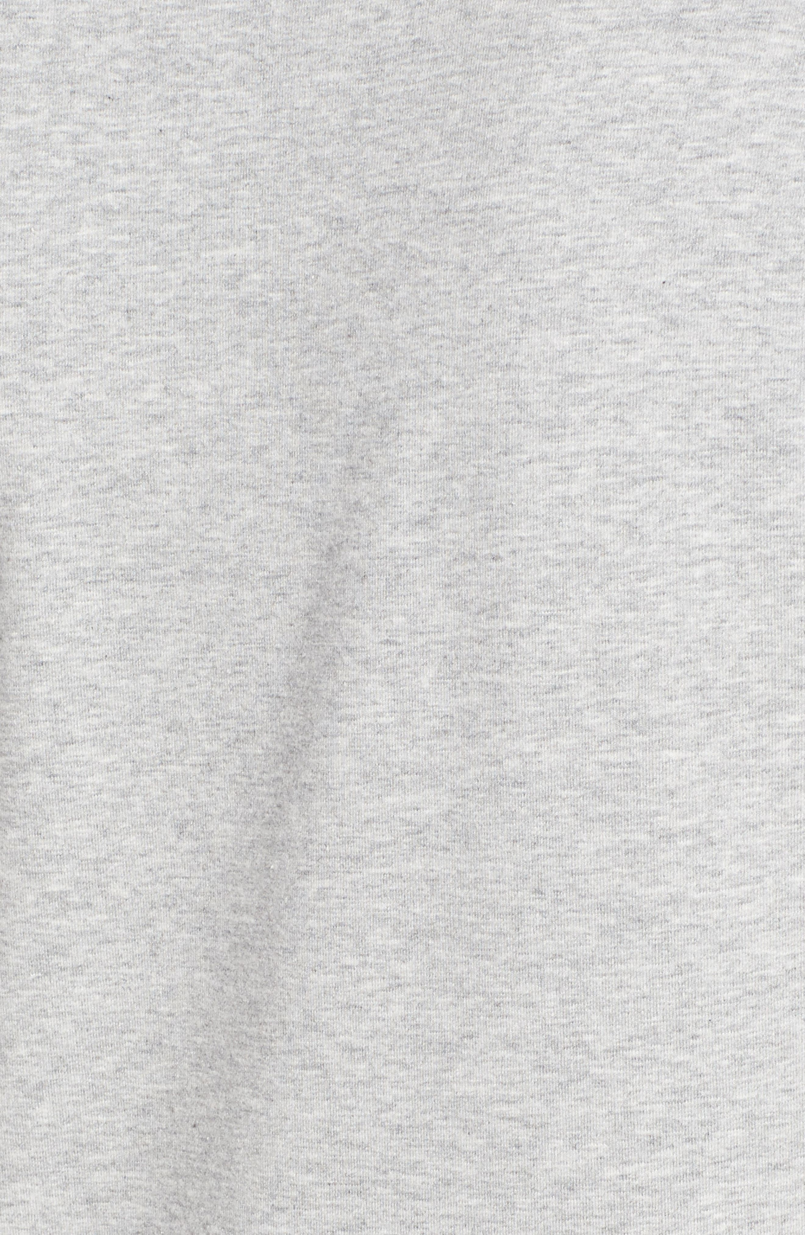 Ruffle Hem Midi Dress,                             Alternate thumbnail 5, color,                             030