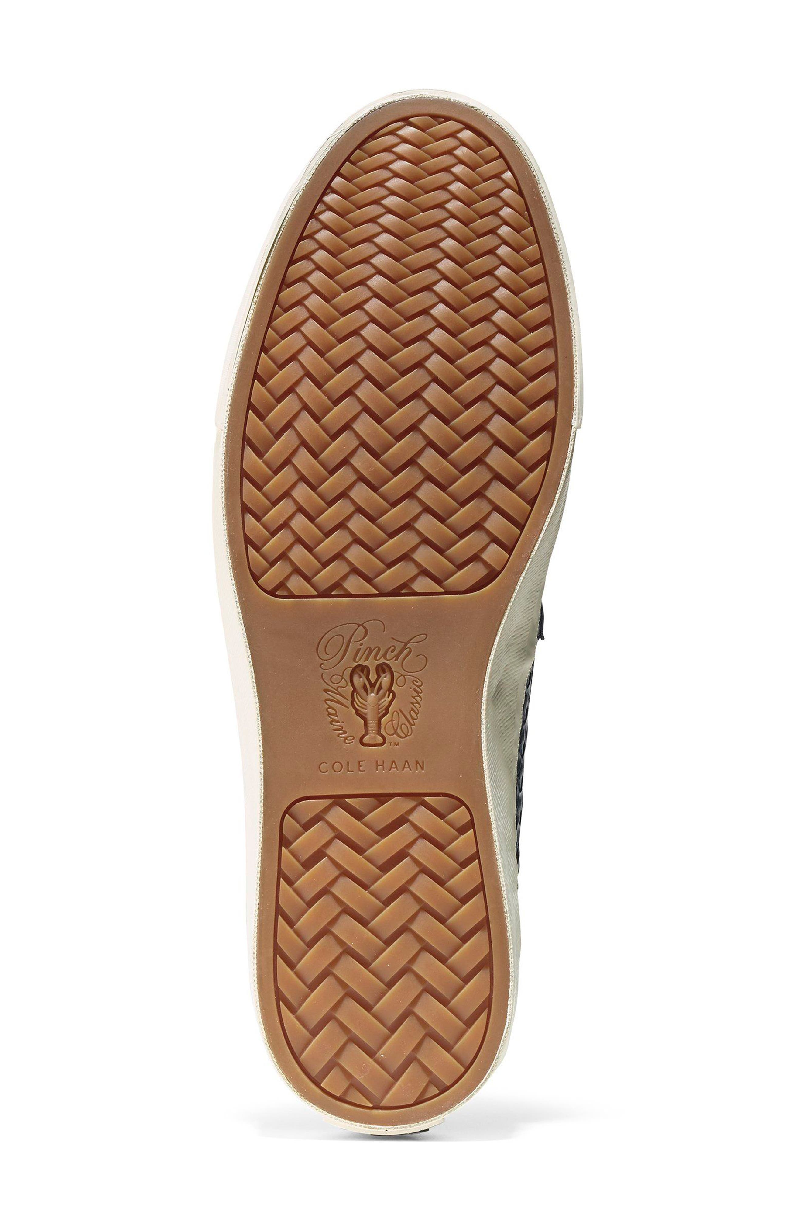 Pinch Weekend LX Huarache Loafer,                             Alternate thumbnail 18, color,