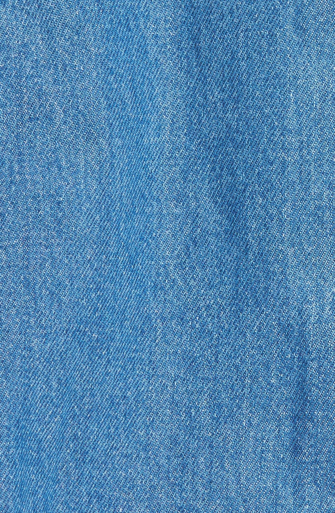 A-Line Skirt,                             Alternate thumbnail 5, color,                             401