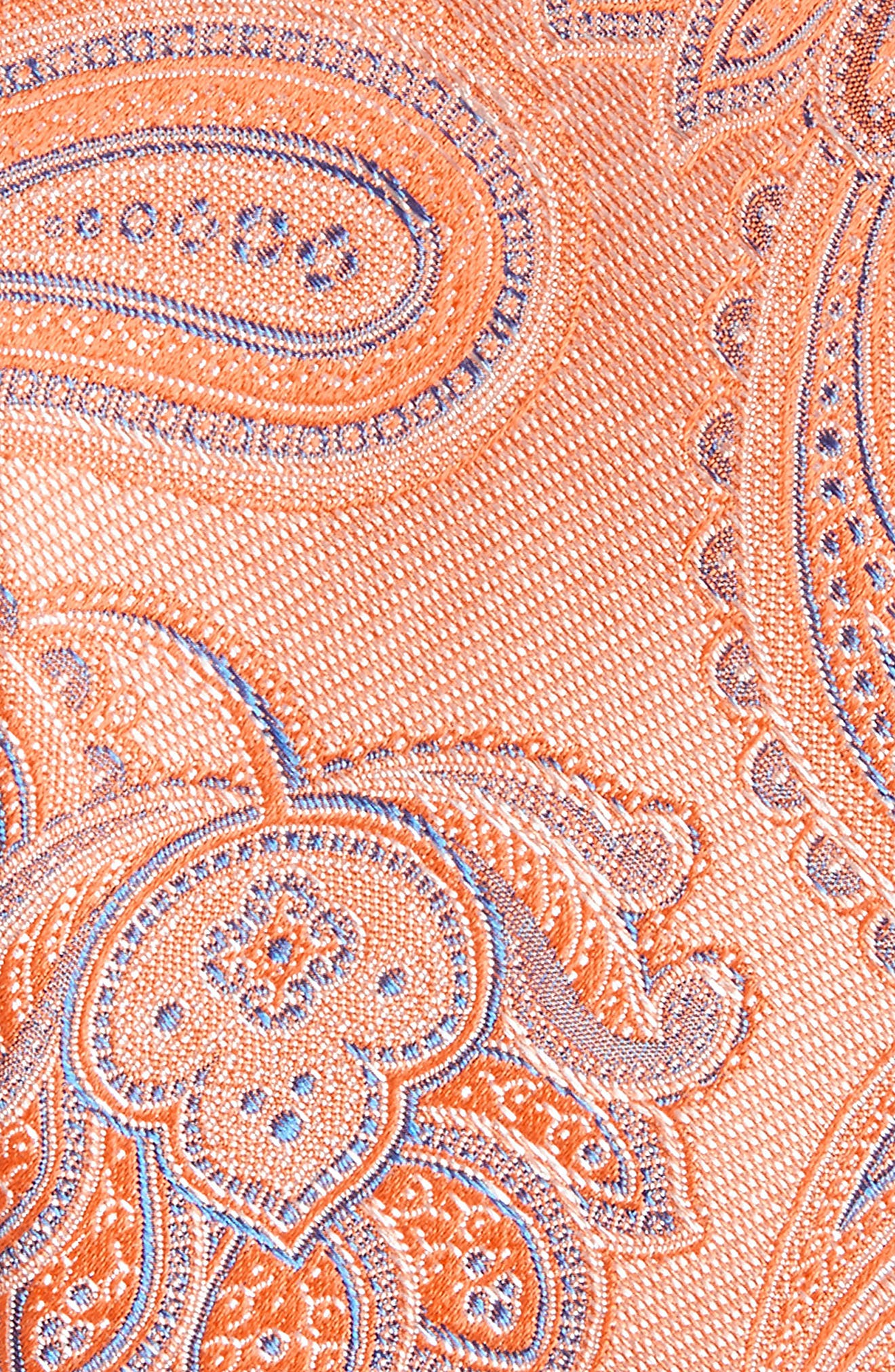 Barga Paisley Silk Tie,                             Alternate thumbnail 10, color,