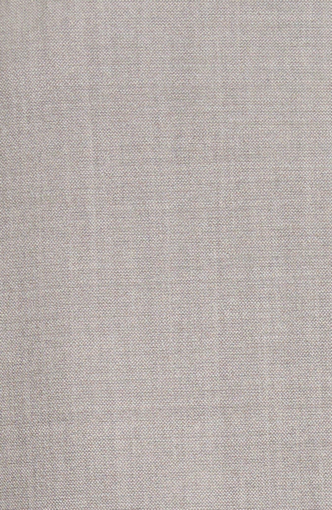 Lyndon Stretch Wool Blazer,                             Alternate thumbnail 6, color,                             021