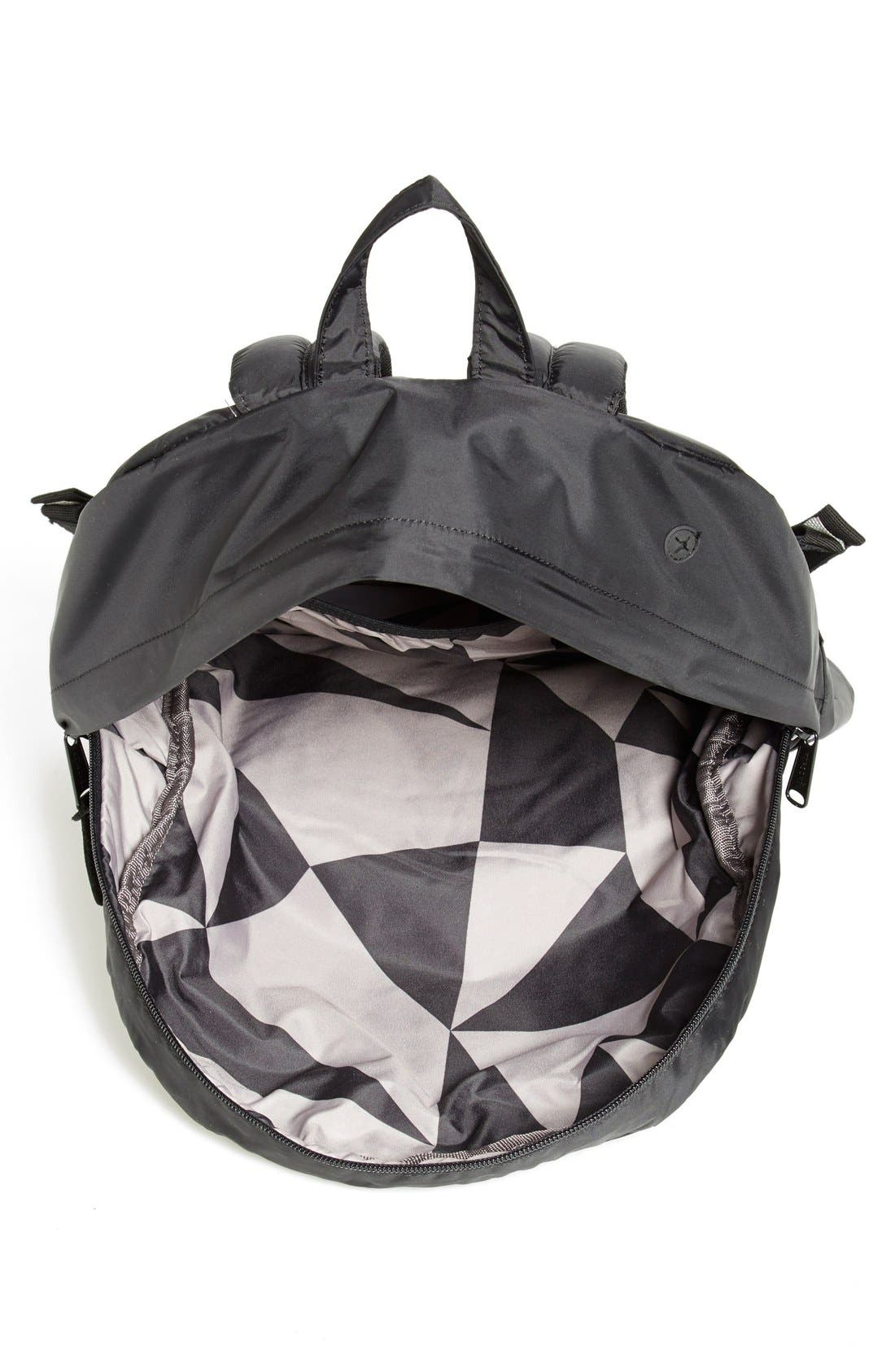 'Heritage' Nylon Backpack,                             Alternate thumbnail 2, color,                             007