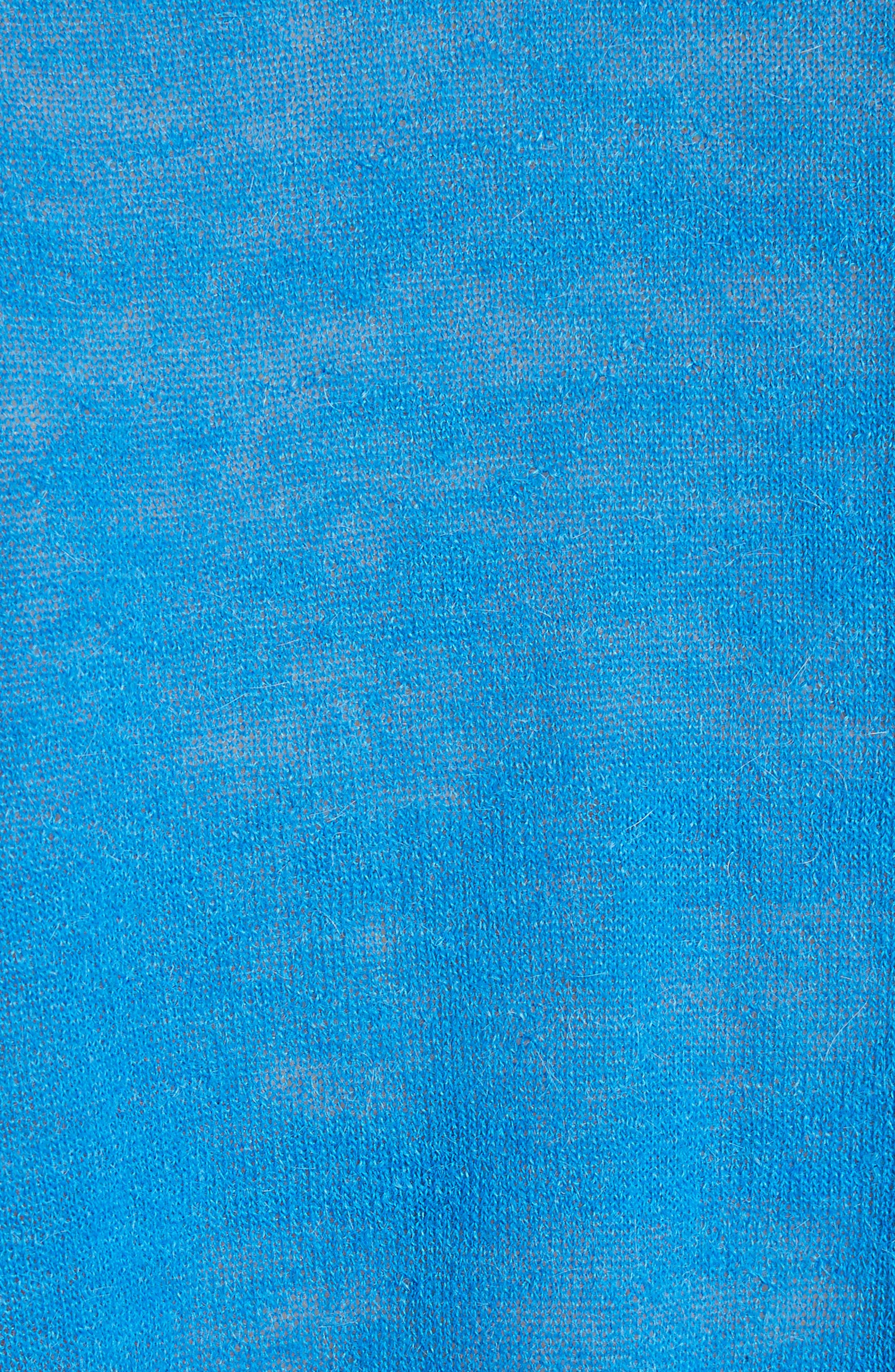 Isabel Marant Étoile Wool & Alpaca Blend Sweater,                             Alternate thumbnail 5, color,