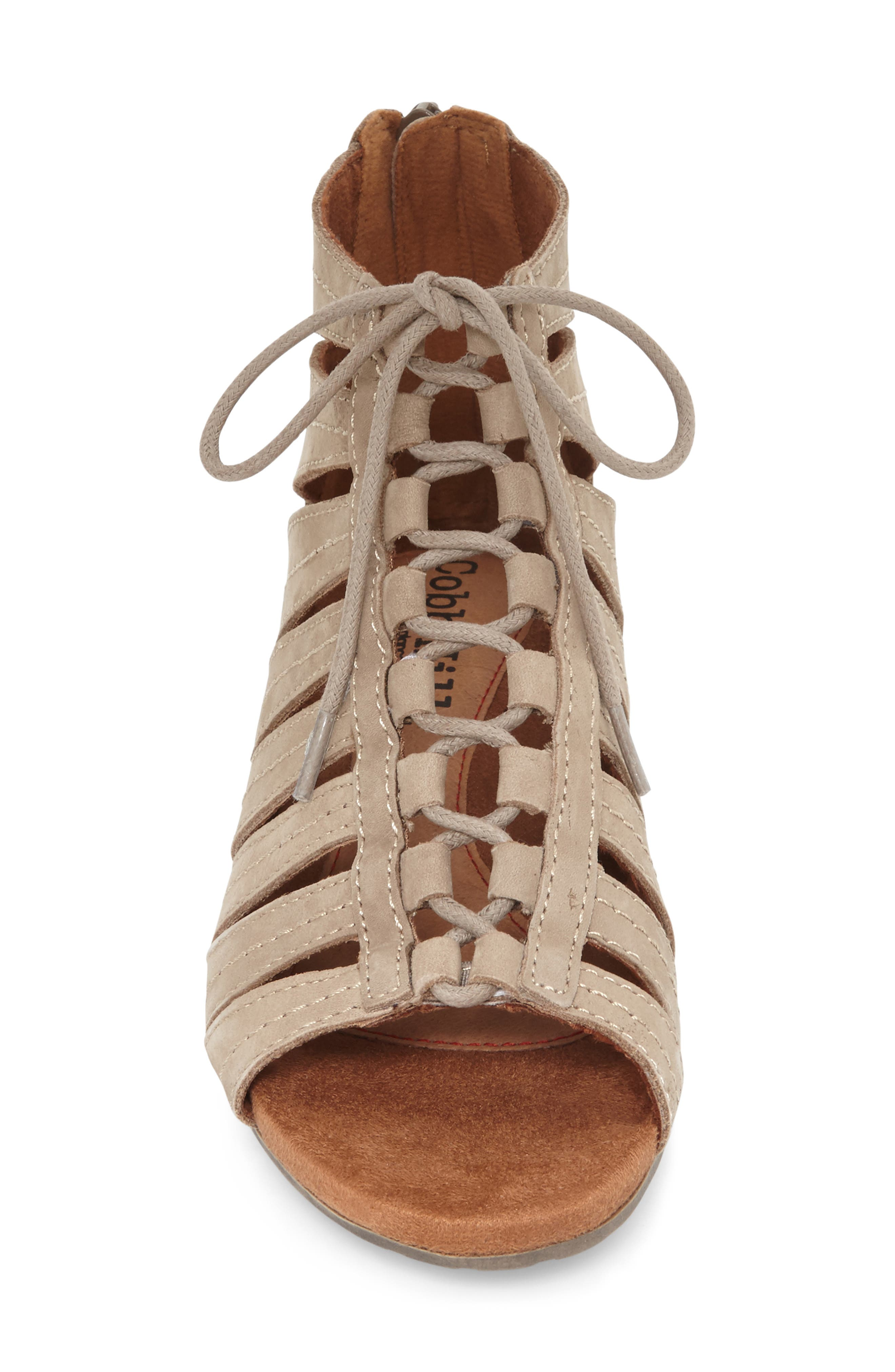 'Gabby' Lace-Up Sandal,                             Alternate thumbnail 38, color,