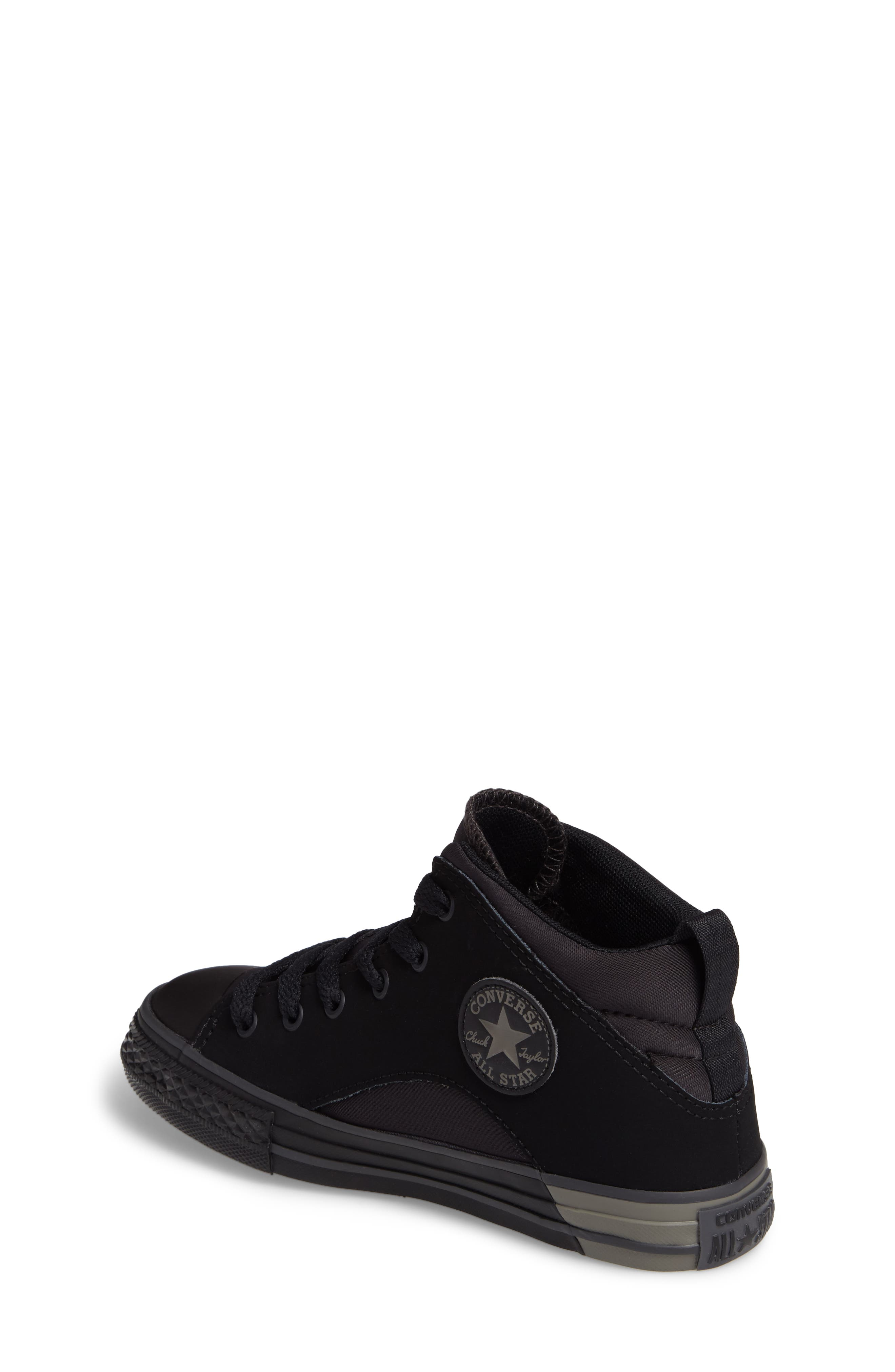 Chuck Taylor<sup>®</sup> All Star<sup>®</sup> Official High Top Sneaker,                             Alternate thumbnail 2, color,                             001