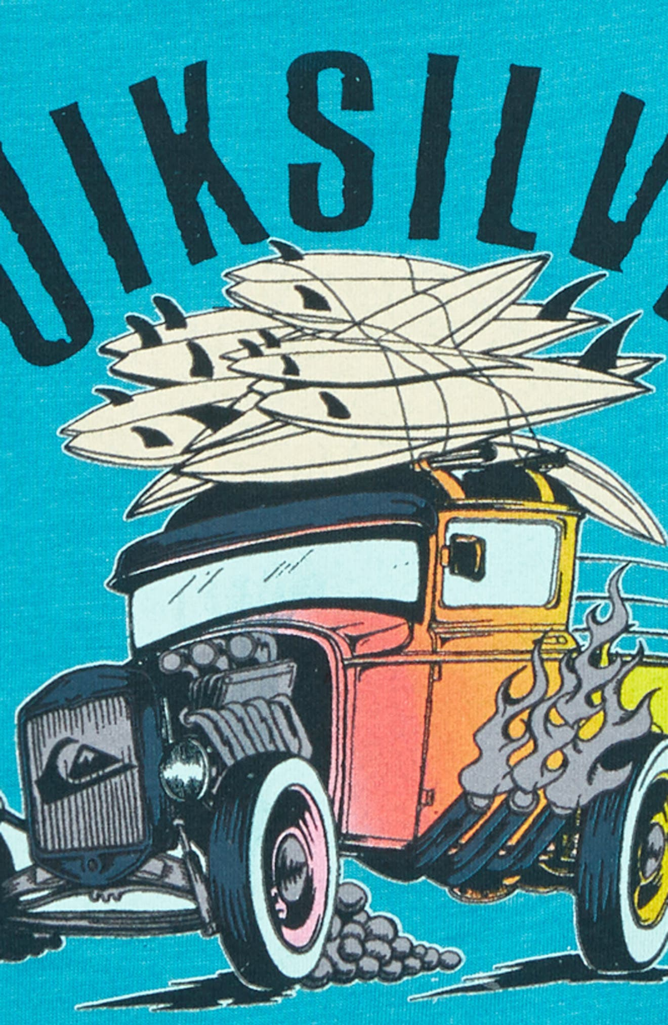 Hot Rod Graphic T-Shirt,                             Alternate thumbnail 2, color,                             437
