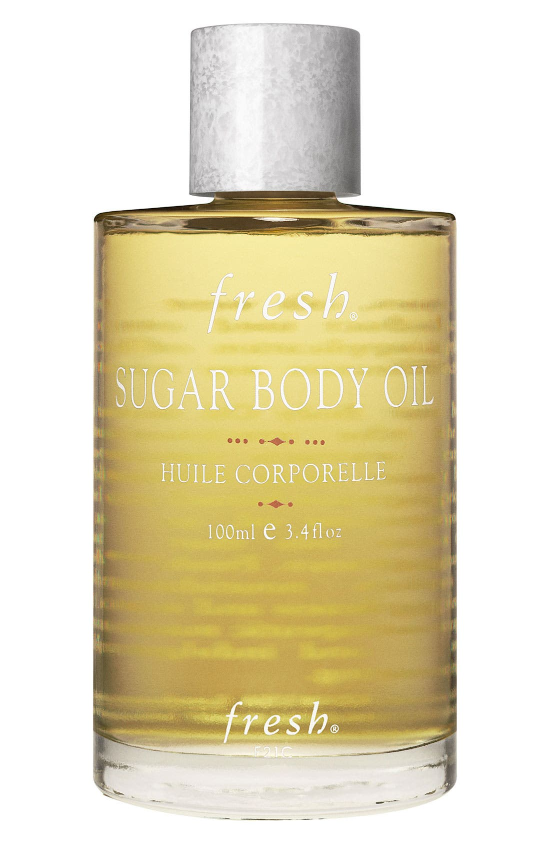 Sugar Body Oil,                             Main thumbnail 1, color,                             NO COLOR
