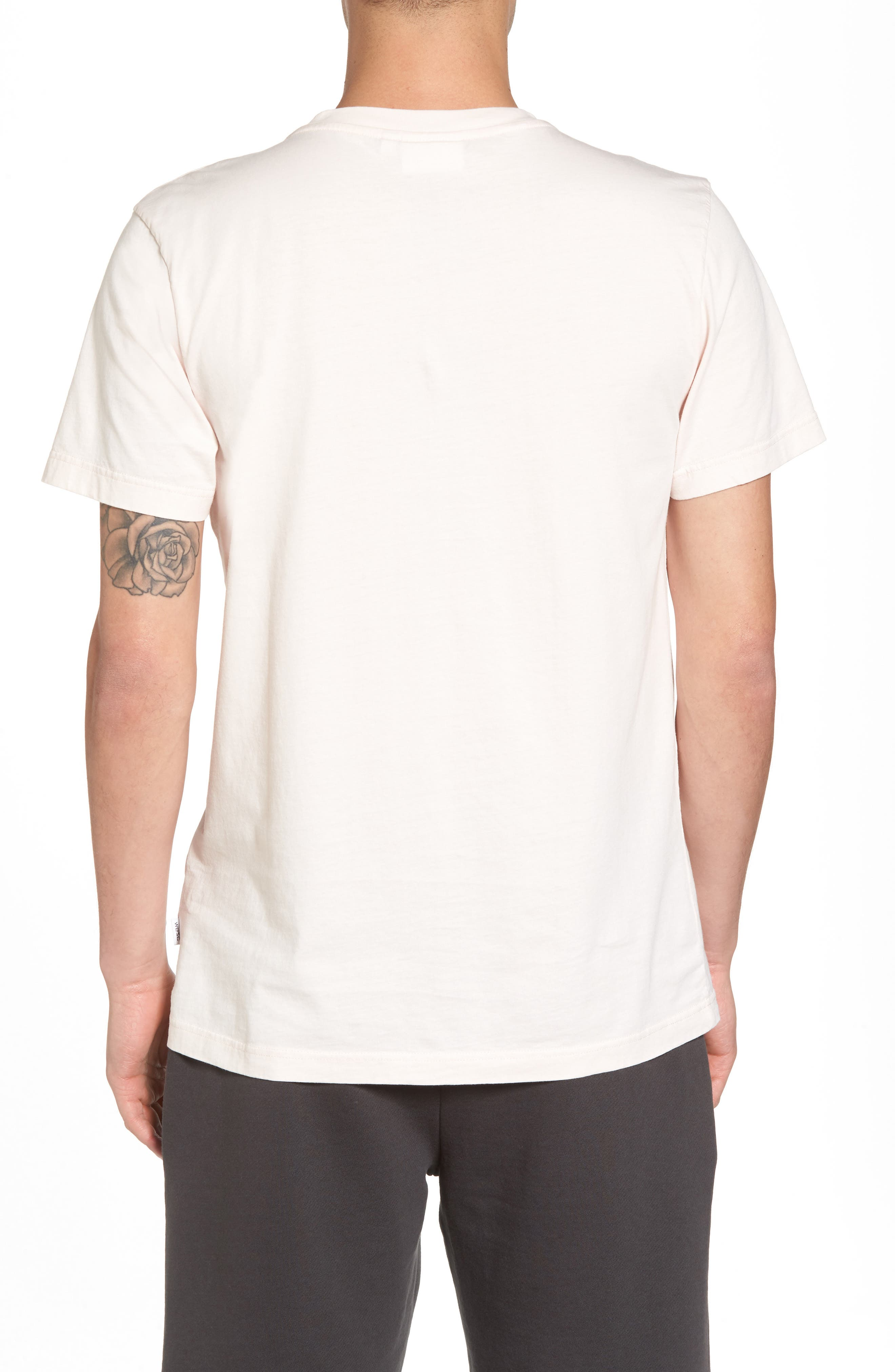 Maxwell Pineapple Pocket T-Shirt,                             Alternate thumbnail 2, color,                             672
