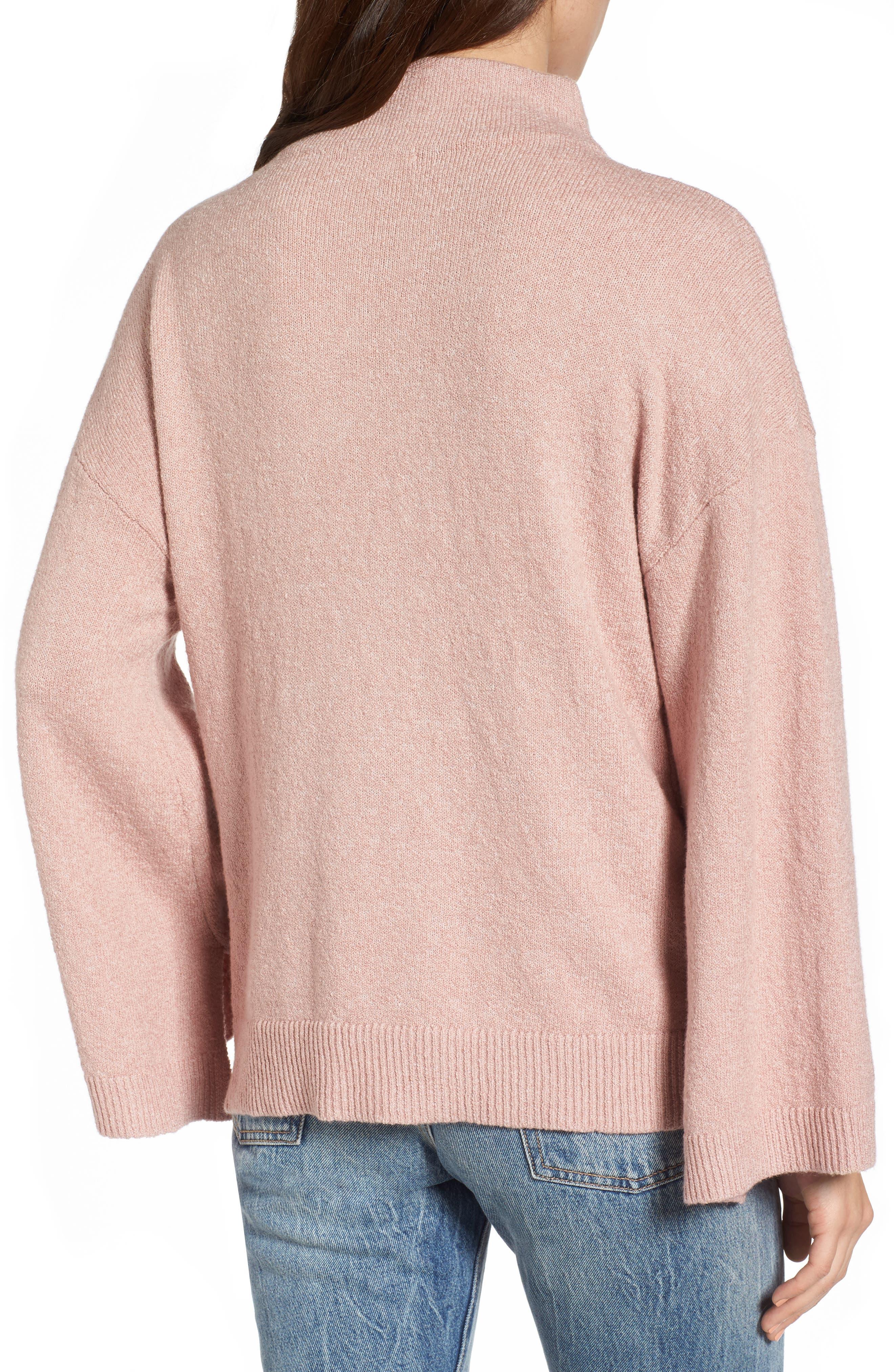 Dolman Sleeve Sweater,                             Alternate thumbnail 8, color,