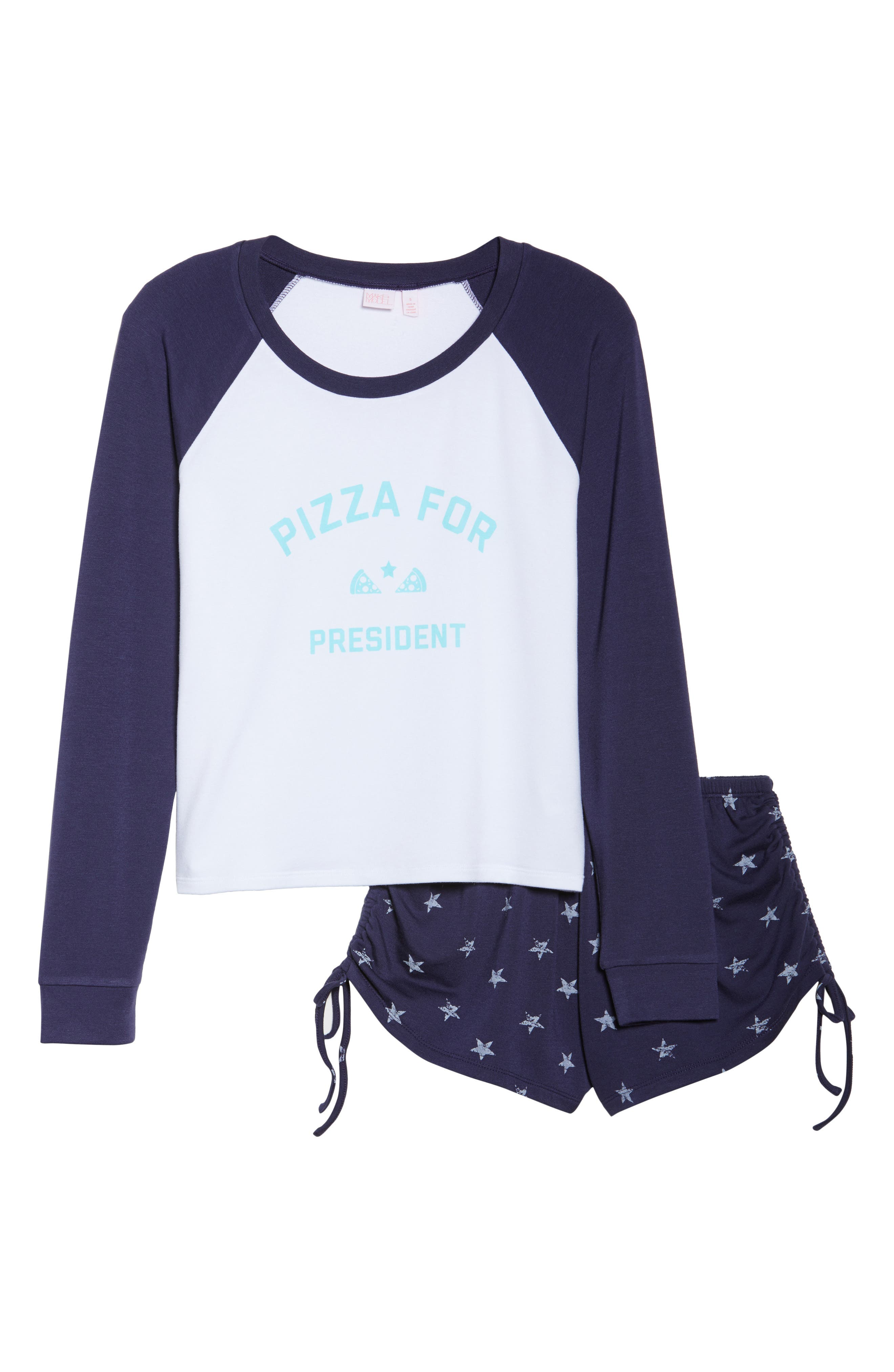 Short Pajamas,                             Alternate thumbnail 22, color,