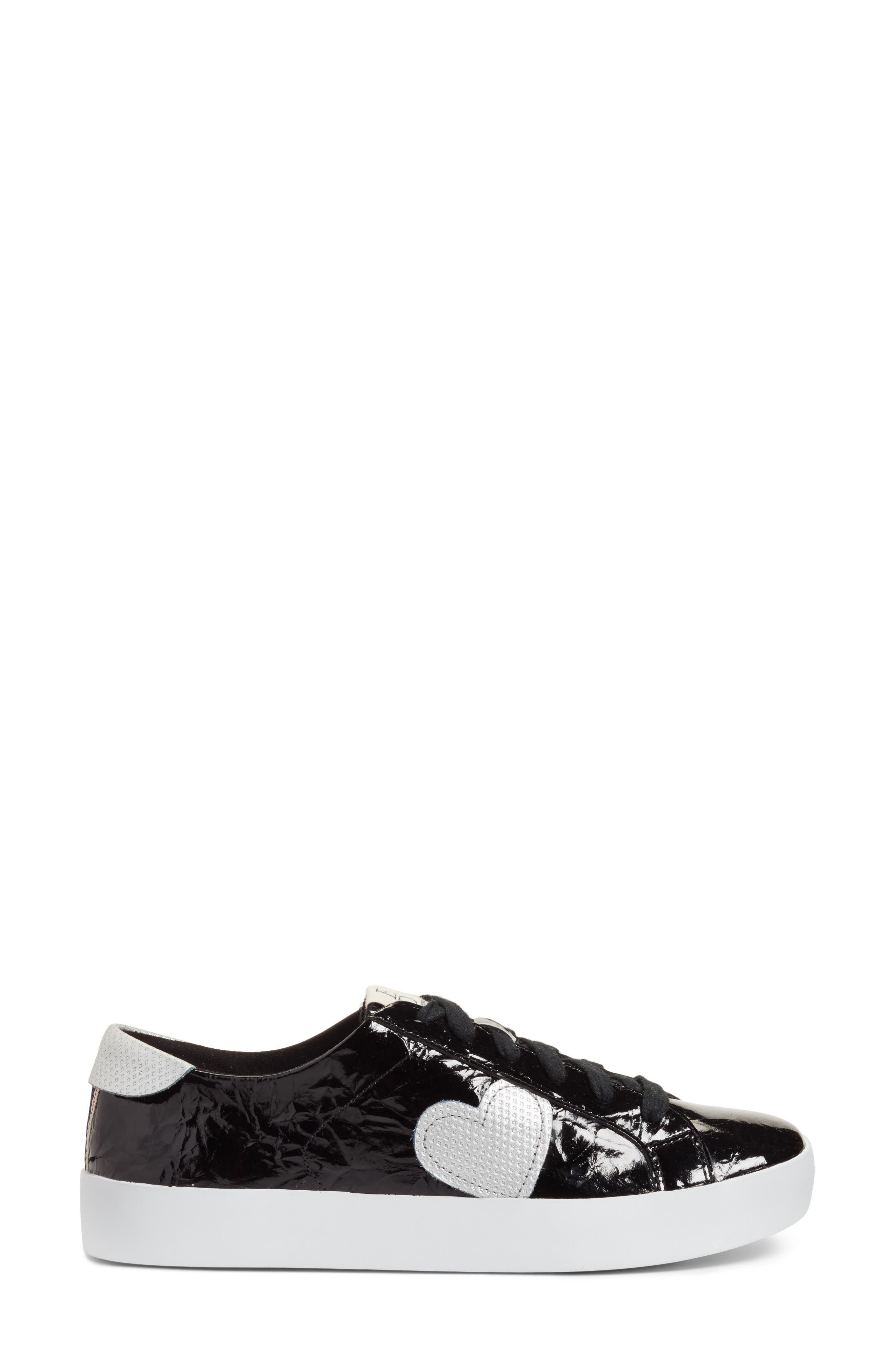 Gillen Sneaker,                             Alternate thumbnail 3, color,                             002
