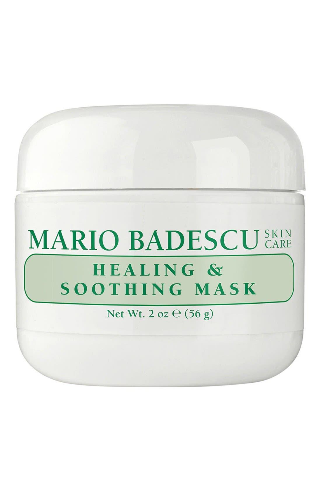 Healing & Soothing Mask,                             Main thumbnail 1, color,                             NO COLOR