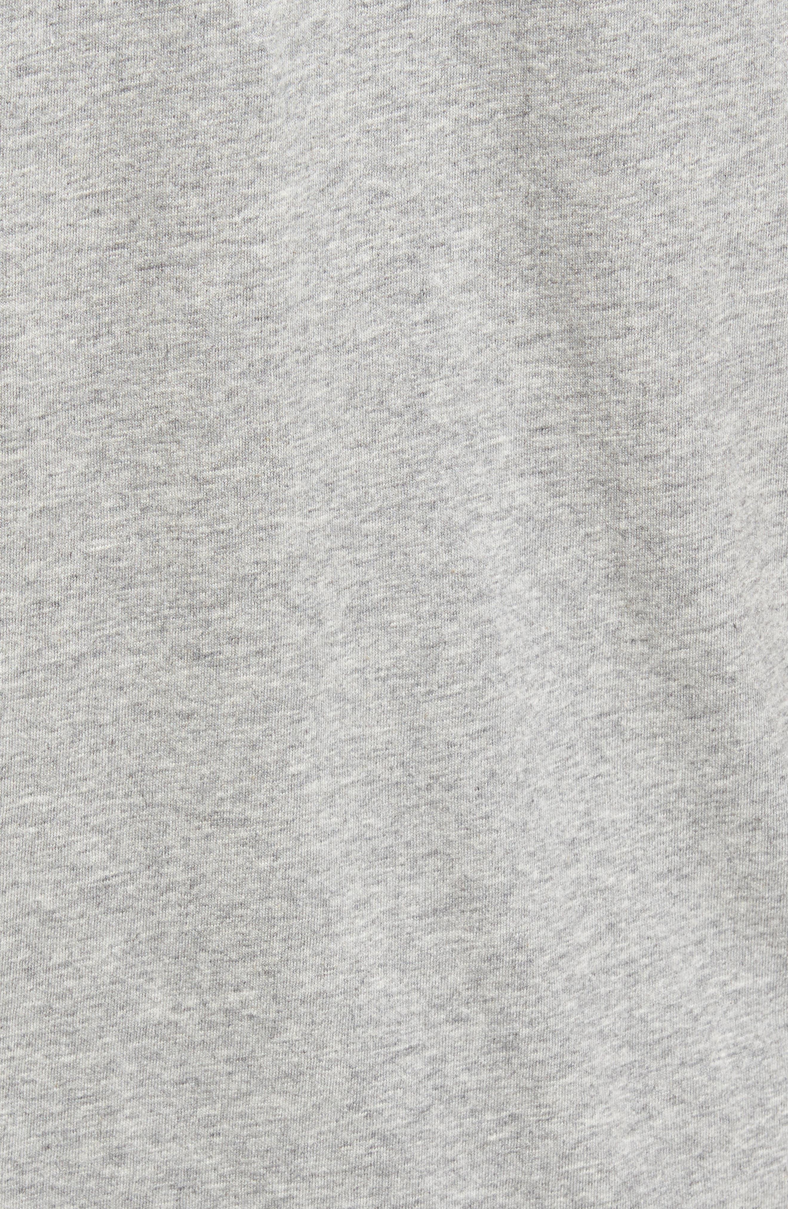 Outside Limebacker Standard Fit T-Shirt,                             Alternate thumbnail 5, color,                             051