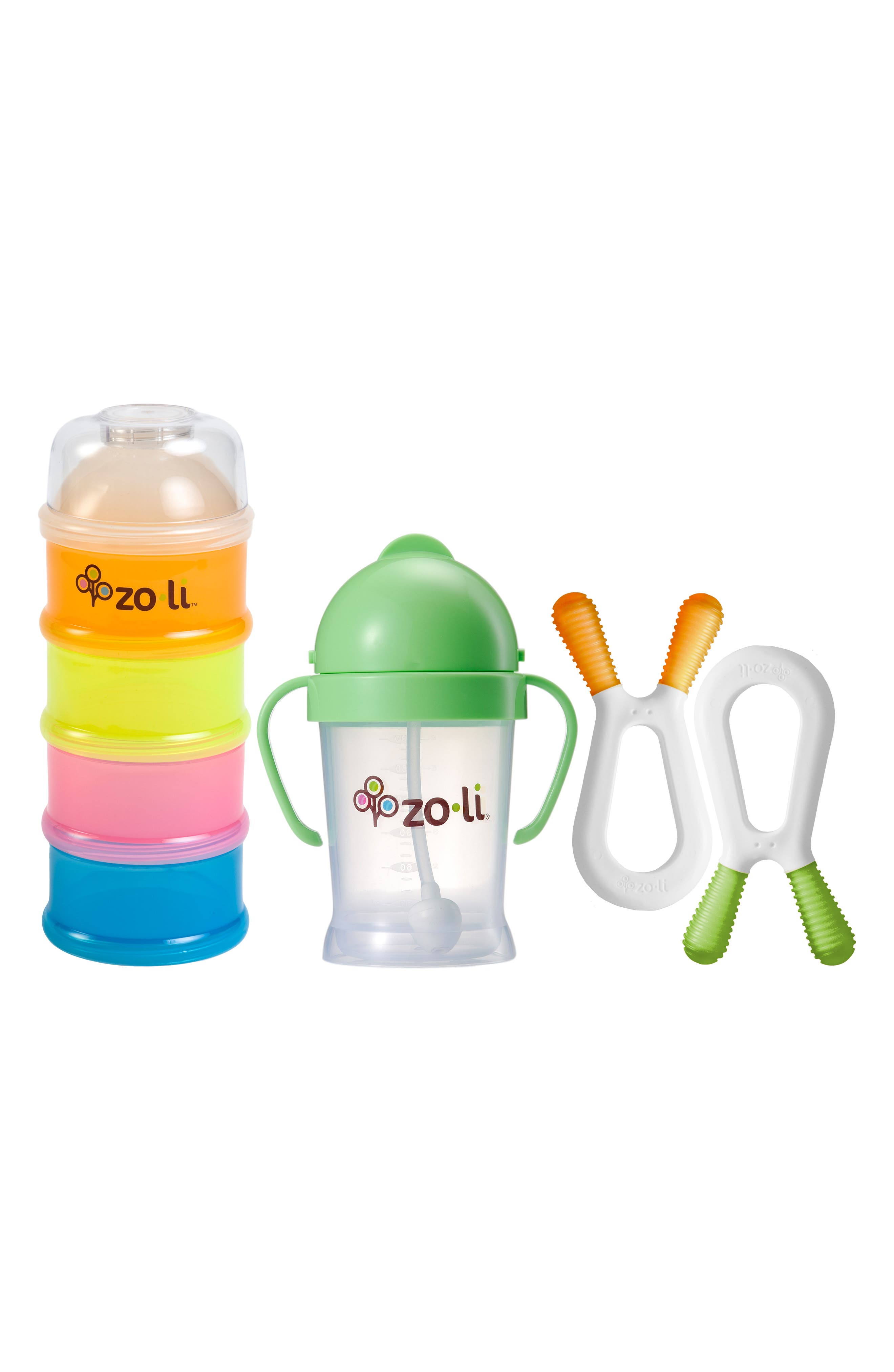 Baby on the Go Essentials 5-Piece Set,                         Main,                         color, 300