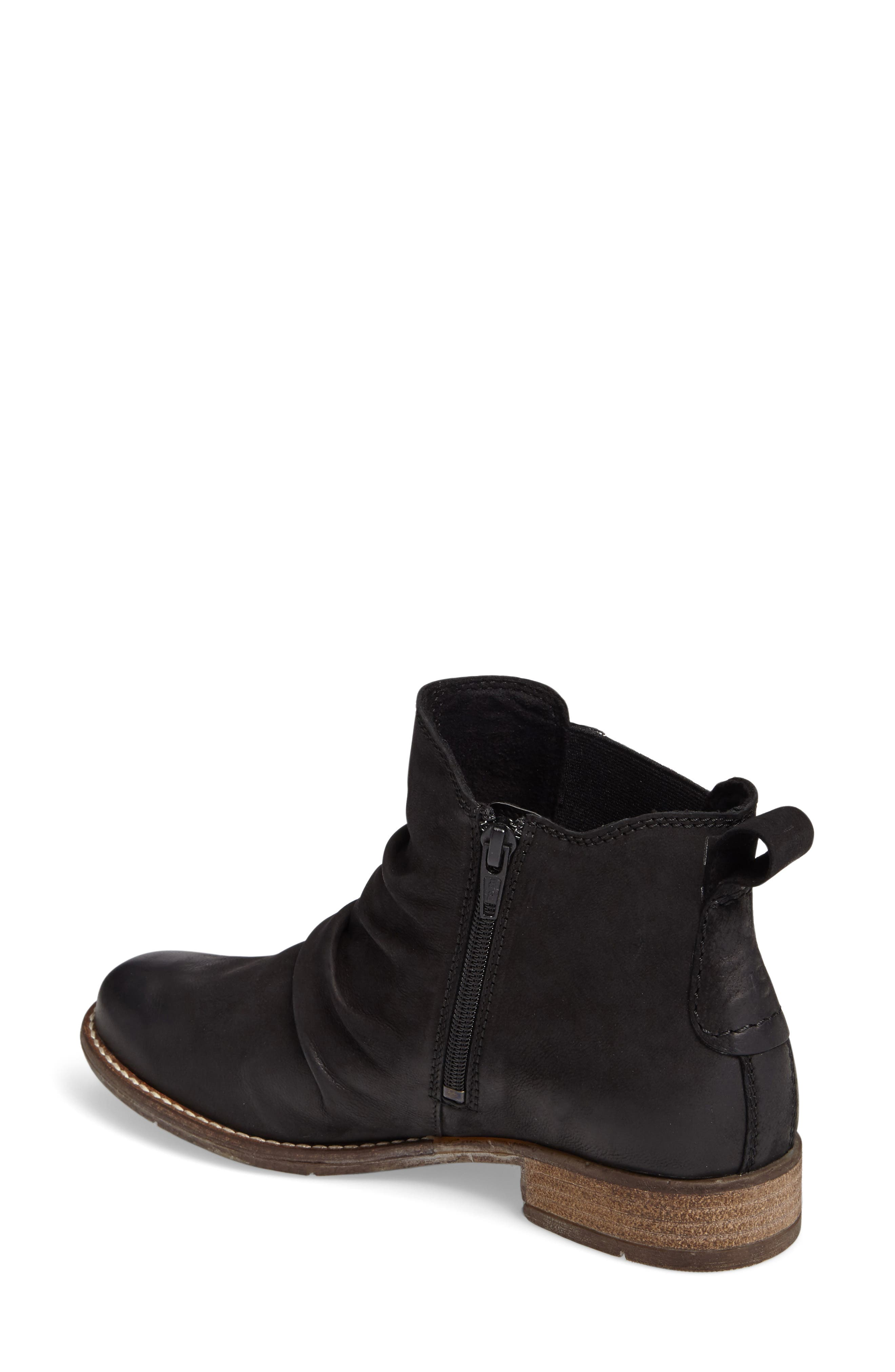 Sienna 59 Slouchy Chelsea Bootie,                             Alternate thumbnail 2, color,                             004