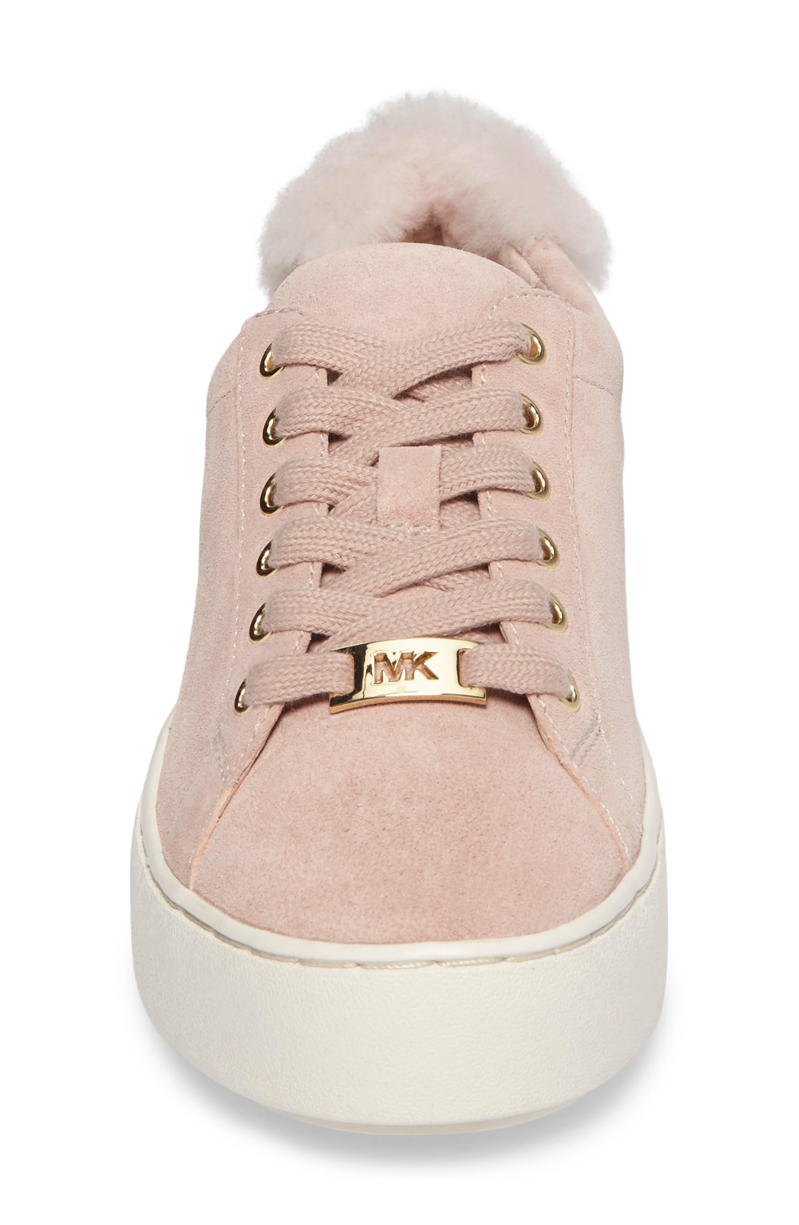 Poppy Platform Sneaker,                             Alternate thumbnail 4, color,                             651