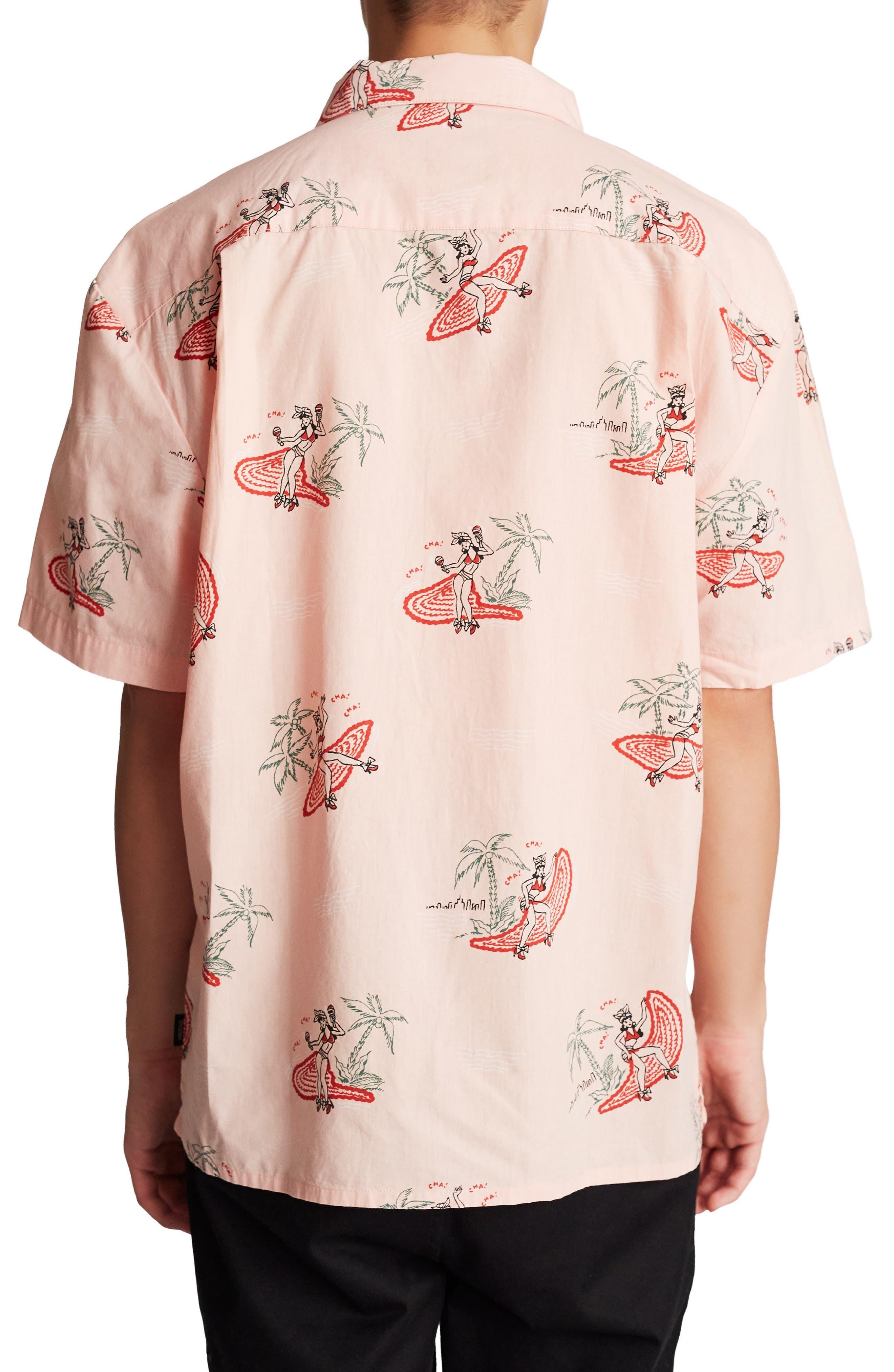 Bueller Woven Shirt,                             Alternate thumbnail 2, color,                             650