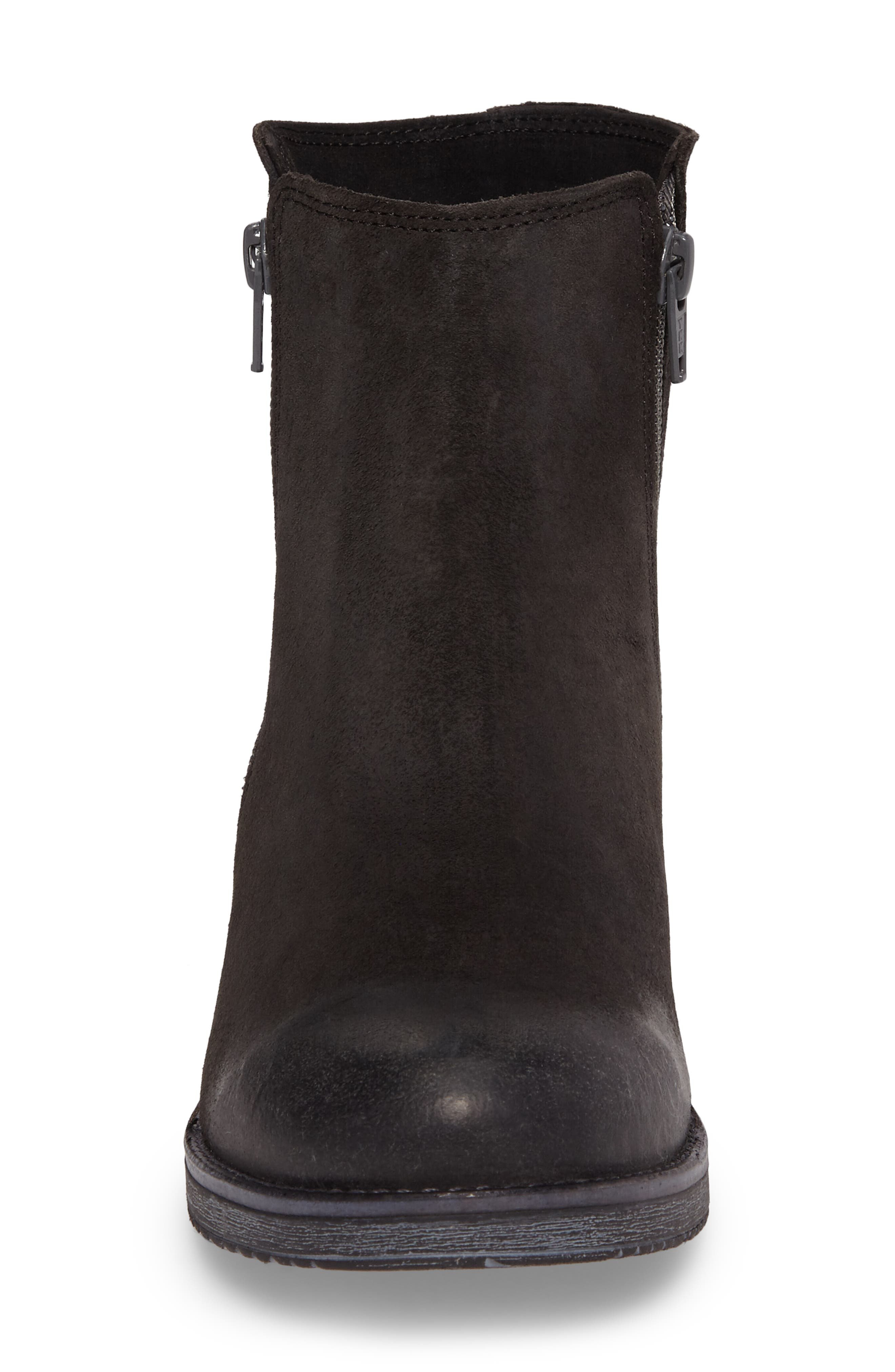 Wander Boot,                             Alternate thumbnail 4, color,                             OILY MIDNIGHT SUEDE