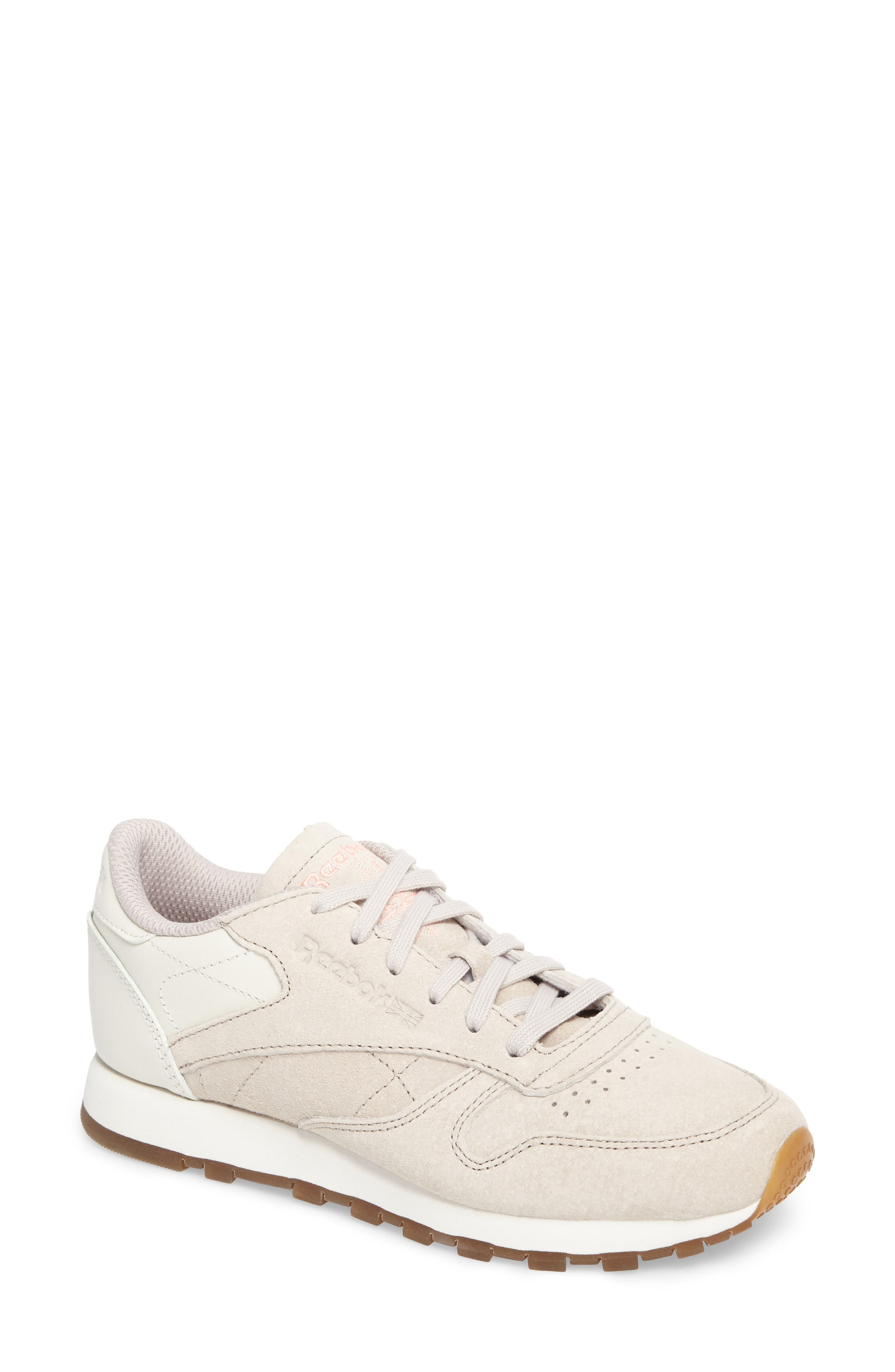 Classic Leather Sneaker,                             Main thumbnail 4, color,