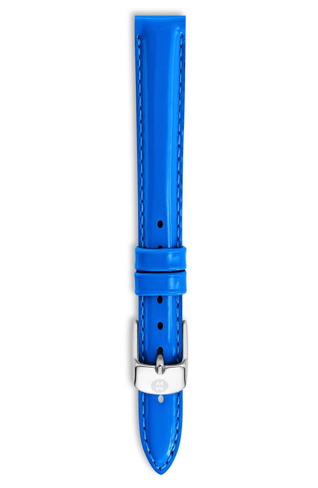 12mm Patent Leather Watch Strap,                             Main thumbnail 6, color,