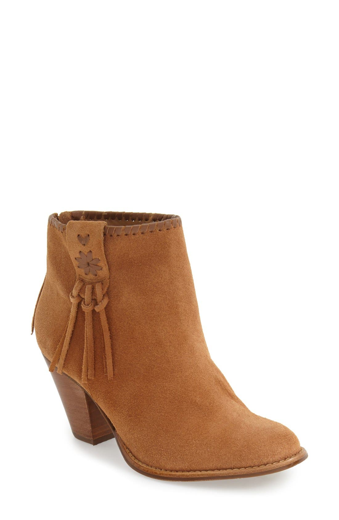 'Greer' Bootie,                             Main thumbnail 3, color,