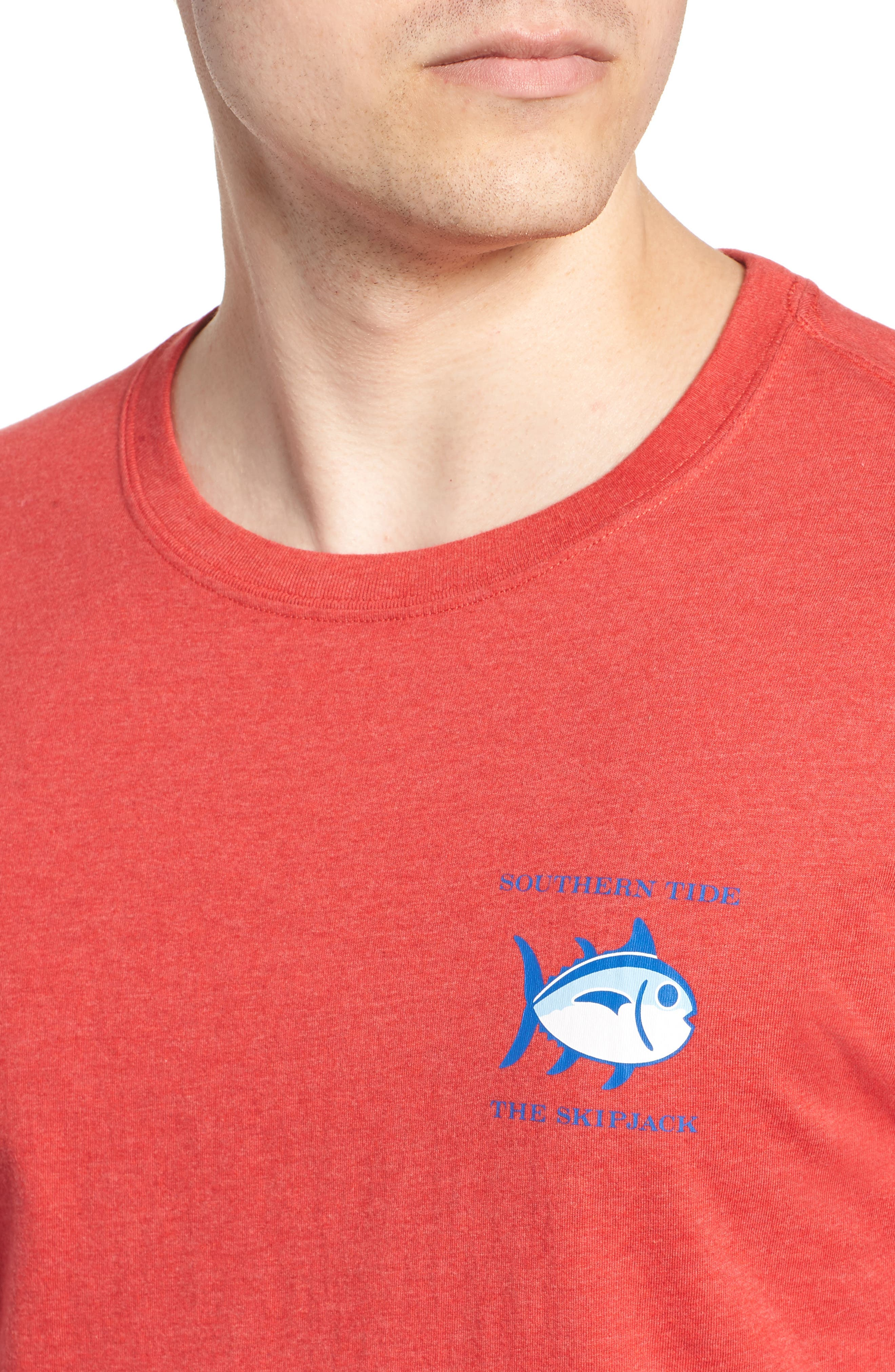 Original Skipjack T-Shirt,                             Alternate thumbnail 25, color,