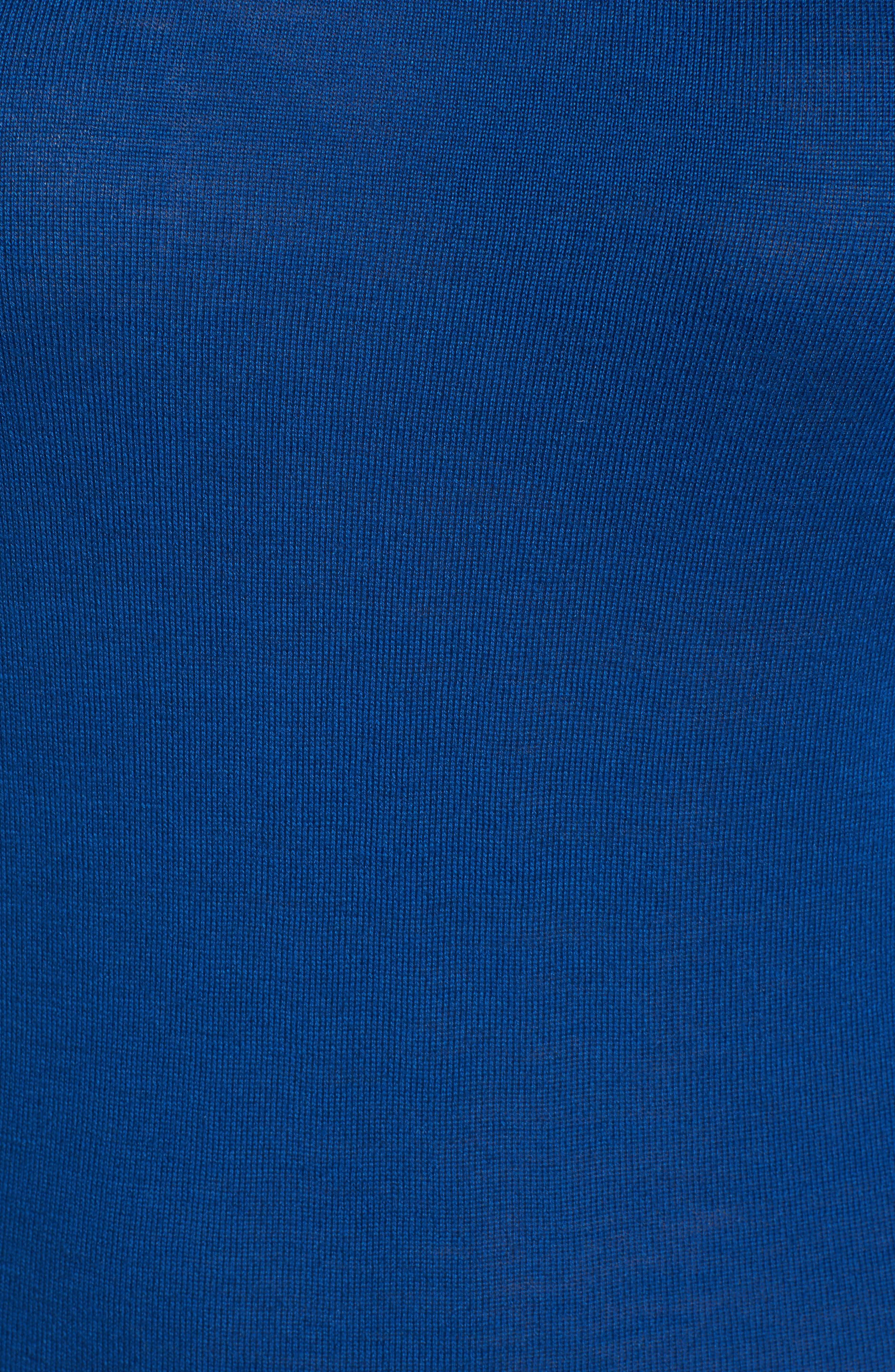 Ferda Colorblock Wool Sweater,                             Alternate thumbnail 5, color,                             471