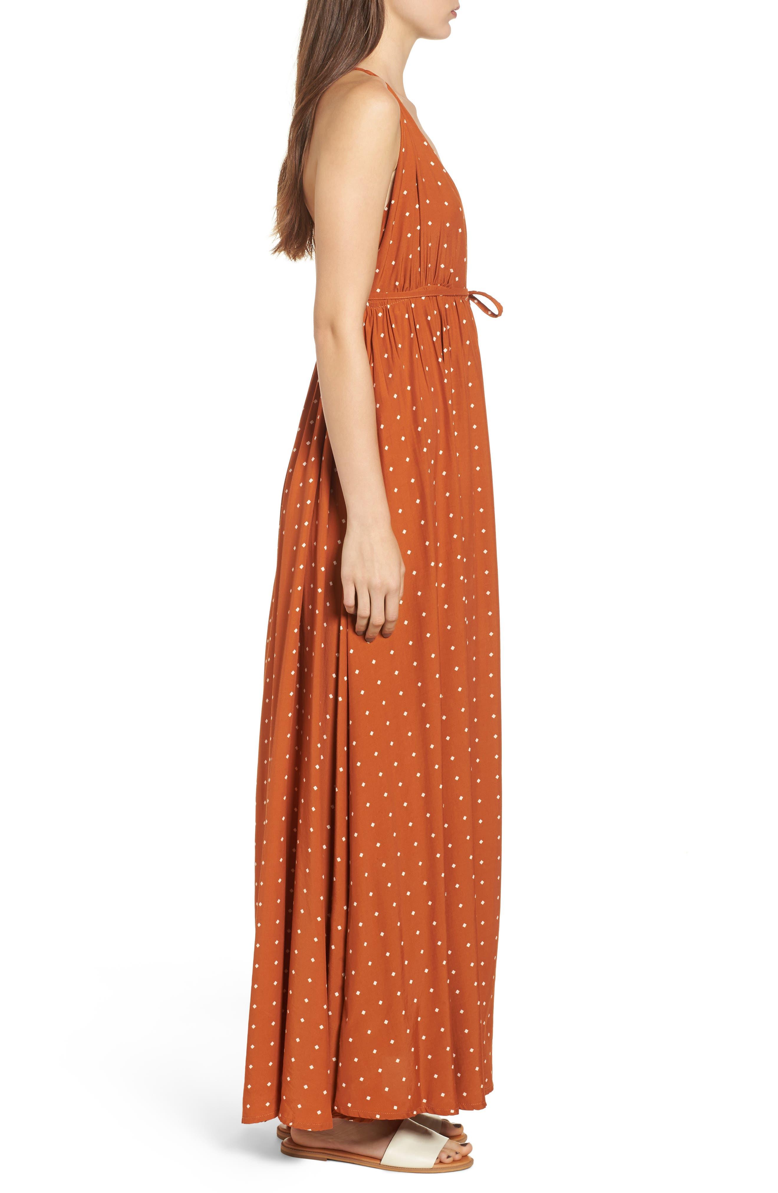 Santa Rosa Maxi Dress,                             Alternate thumbnail 3, color,